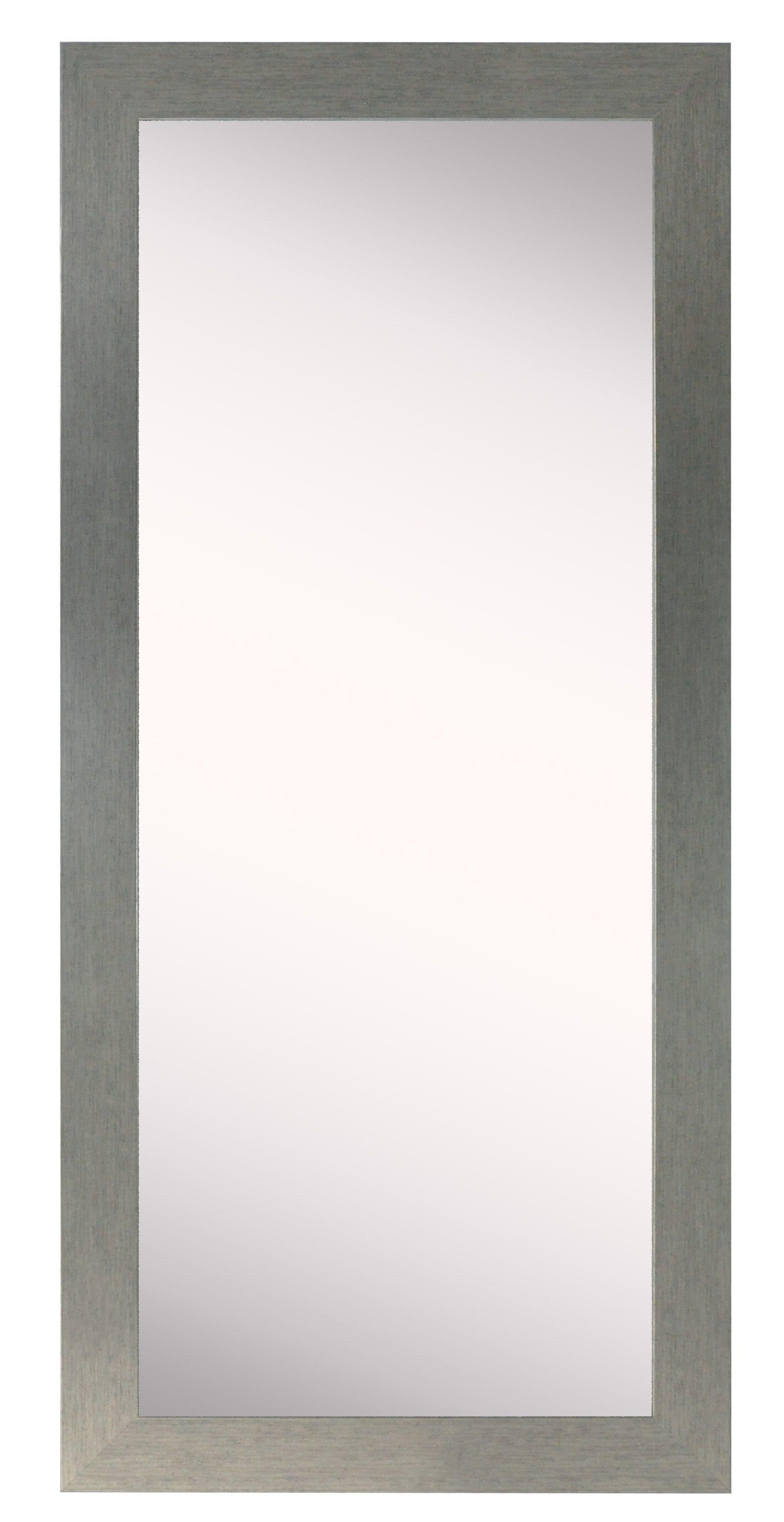 Modern Floor + Full Length Mirrors | Allmodern In Modern & Contemporary Full Length Mirrors (View 4 of 30)