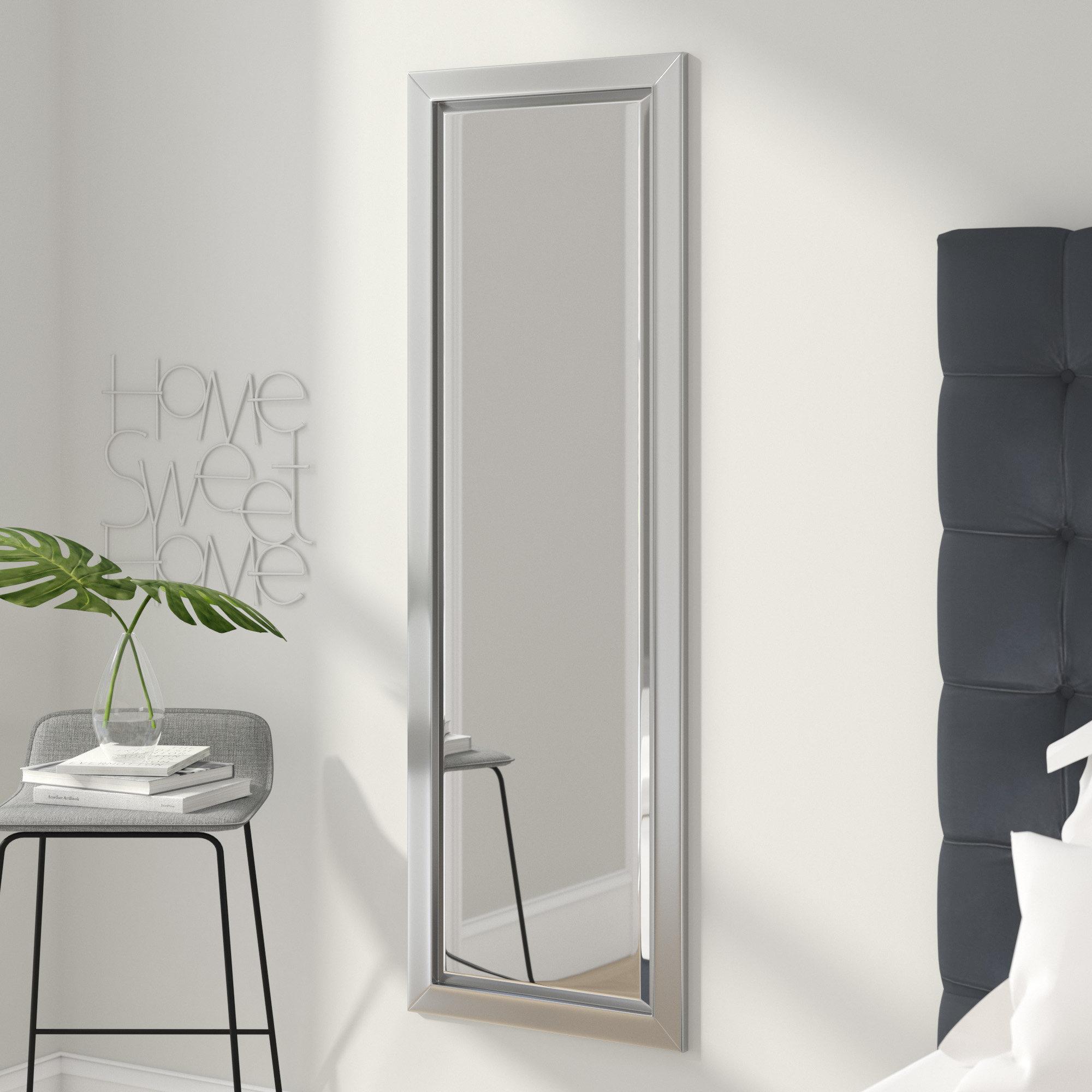 Modern Floor + Full Length Mirrors | Allmodern inside Modern & Contemporary Full Length Mirrors (Image 19 of 30)
