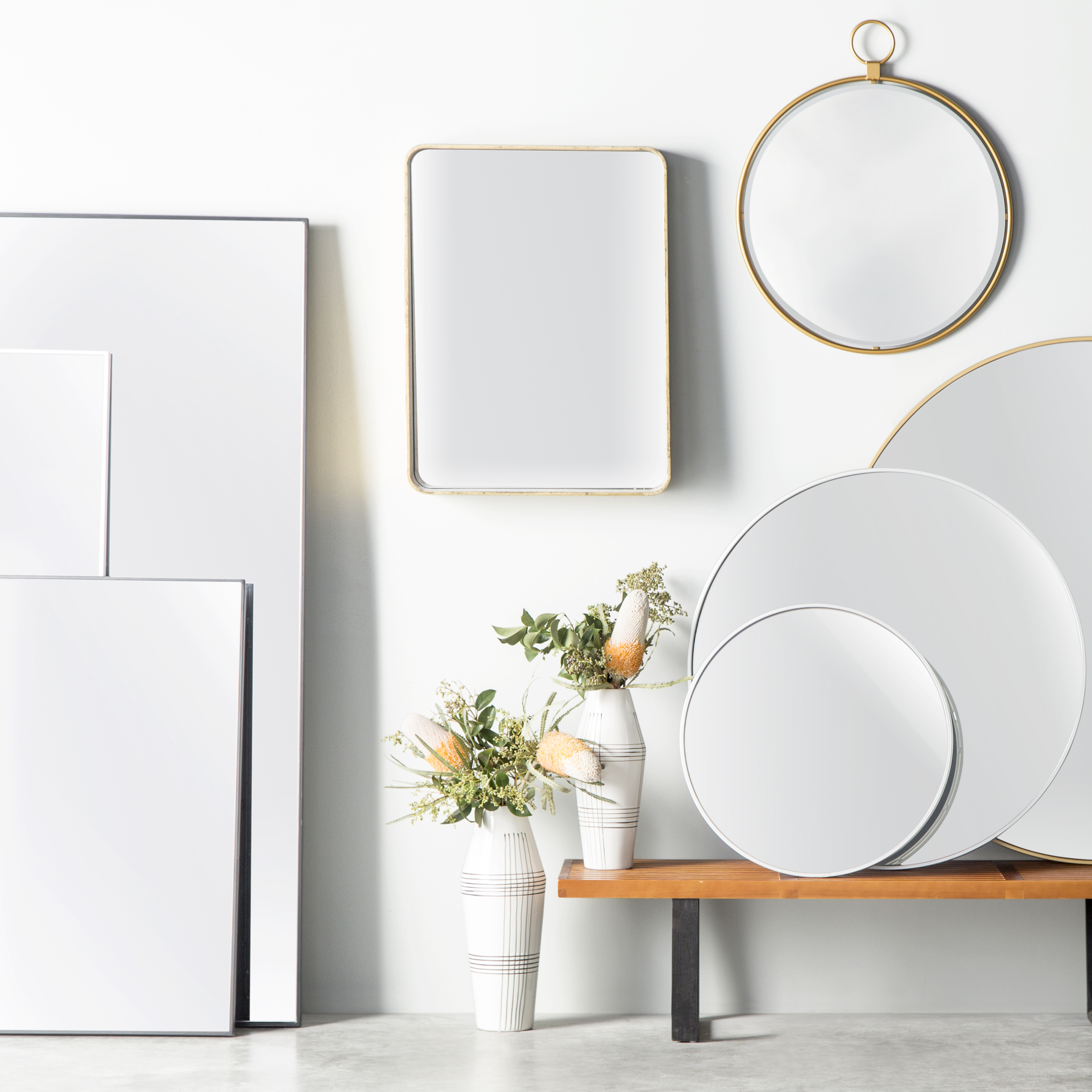 Modern Home Décor | Allmodern in 2 Piece Trigg Wall Decor Sets (Set Of 2) (Image 10 of 30)