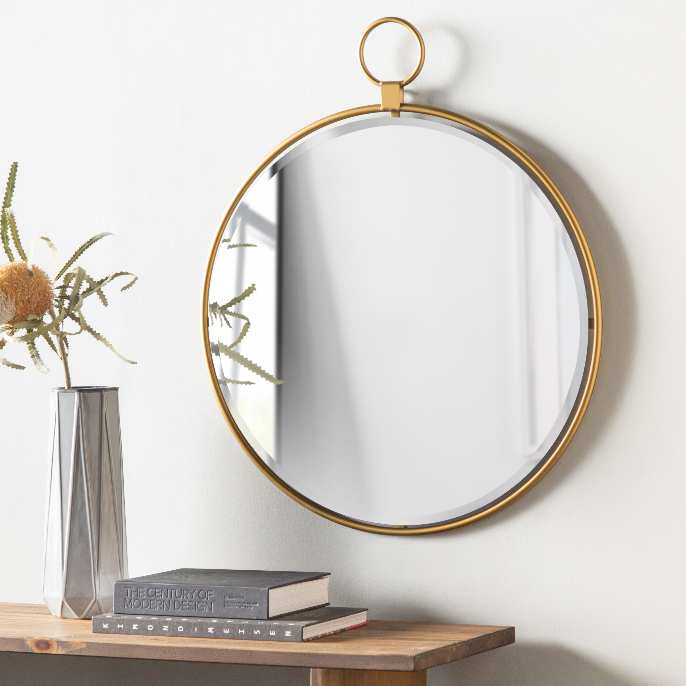 Modern Mirrors | Allmodern Intended For Bem Decorative Wall Mirrors (View 7 of 30)