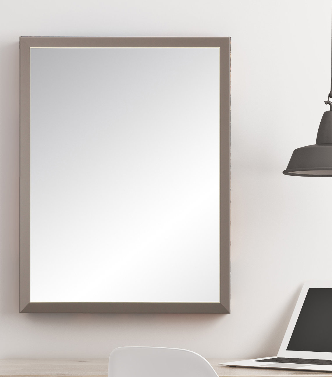 Modern Wood Wall & Accent Mirrors | Allmodern Throughout Derick Accent Mirrors (View 23 of 30)