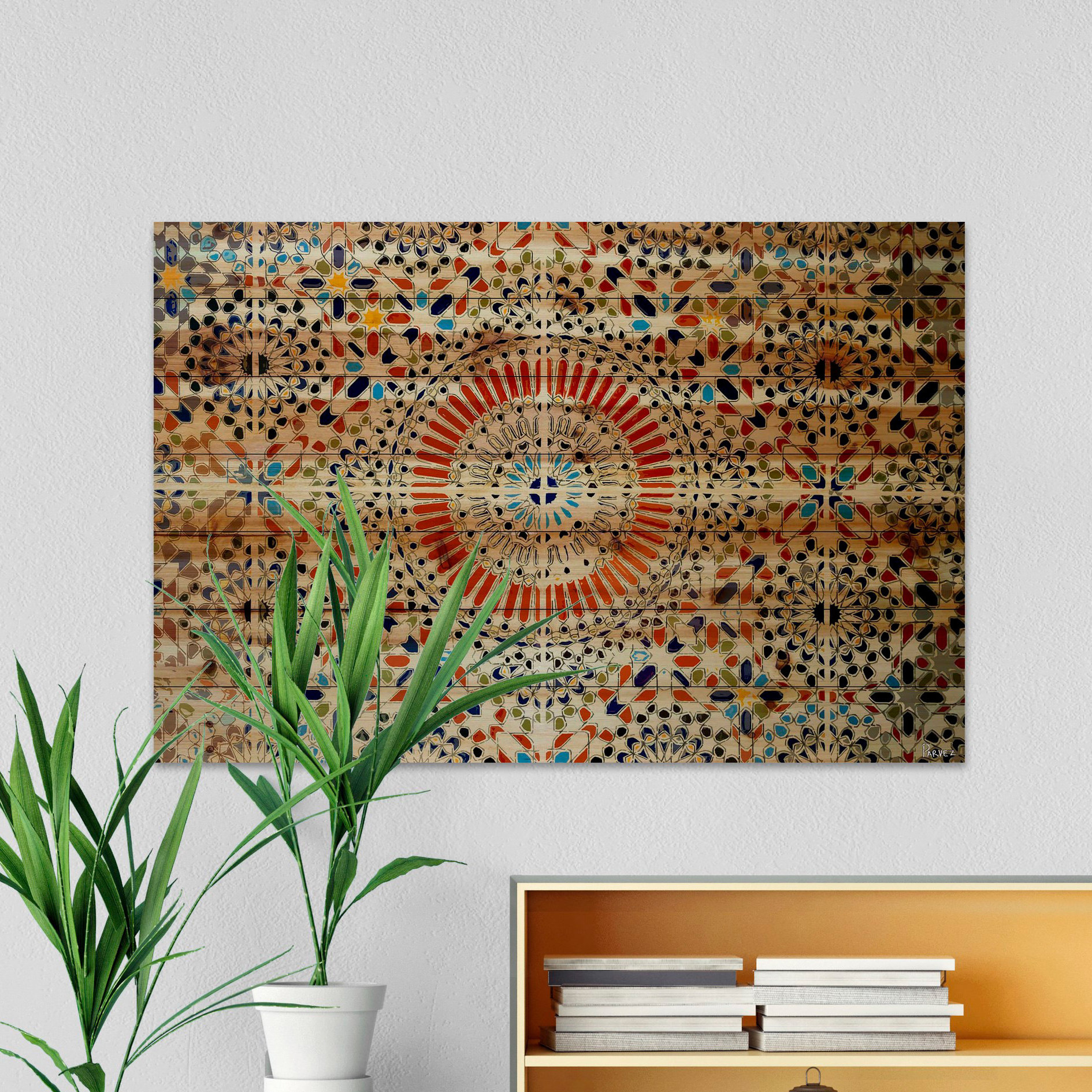 Modern World Menagerie Wall Art | Allmodern Within Wall Decor By World Menagerie (View 6 of 30)