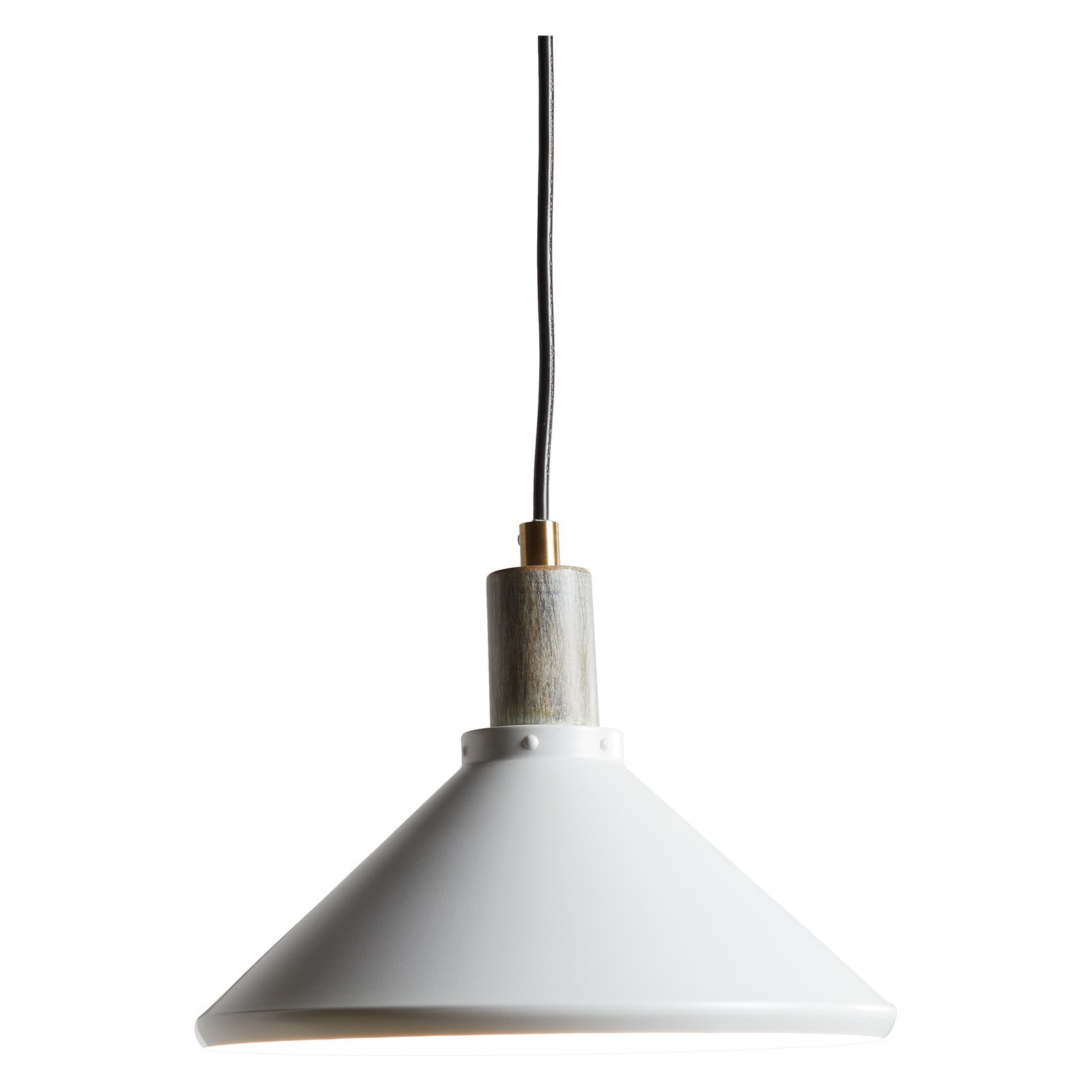 Modrn Scandinavian Wide Pendant Light | Products In 2019 In Abordale 1 Light Single Dome Pendants (View 22 of 30)