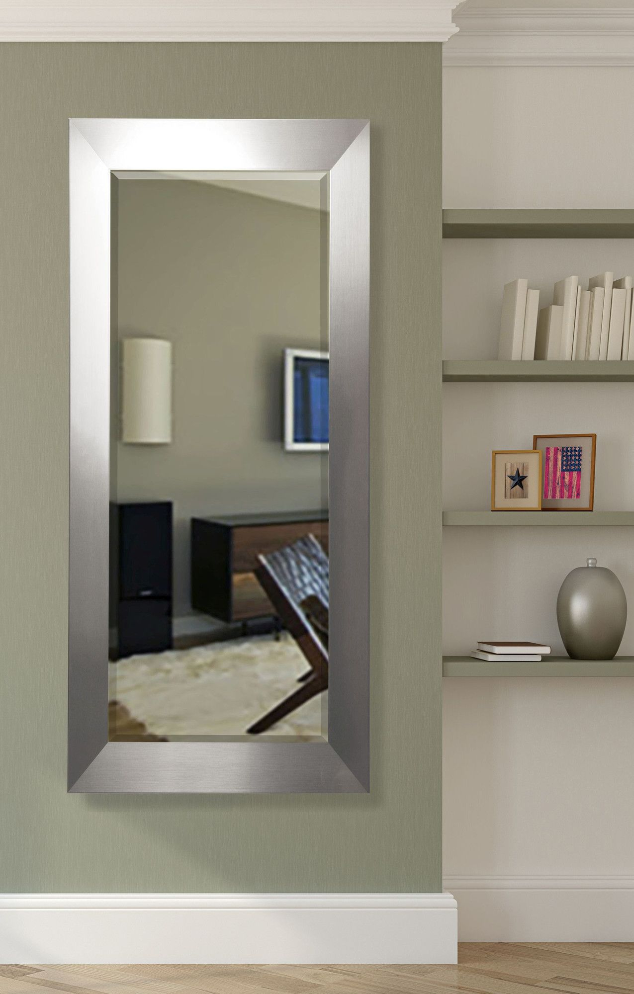 Monico Full Length Mirror | Products | Mirror, Floor Mirror With Dalessio Wide Tall Full Length Mirrors (View 17 of 30)