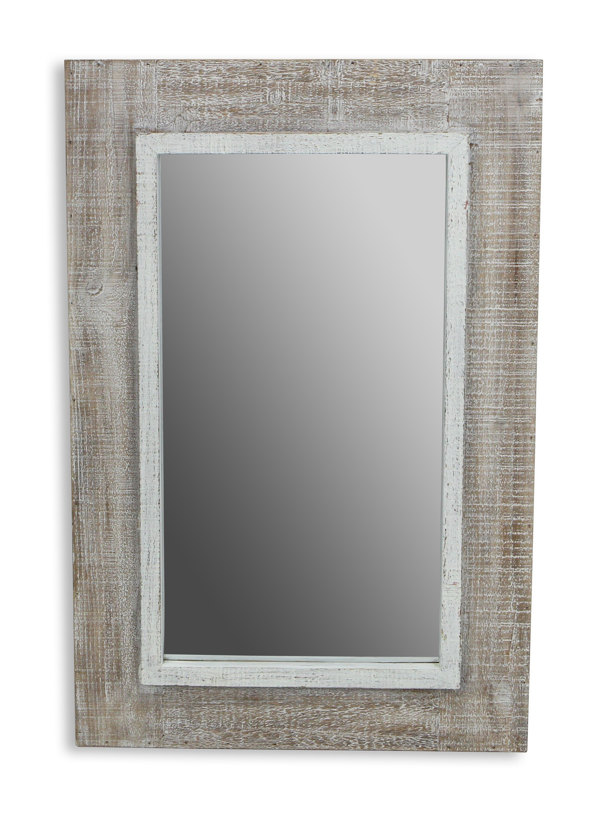 Monti Accent Mirror inside Longwood Rustic Beveled Accent Mirrors (Image 16 of 30)
