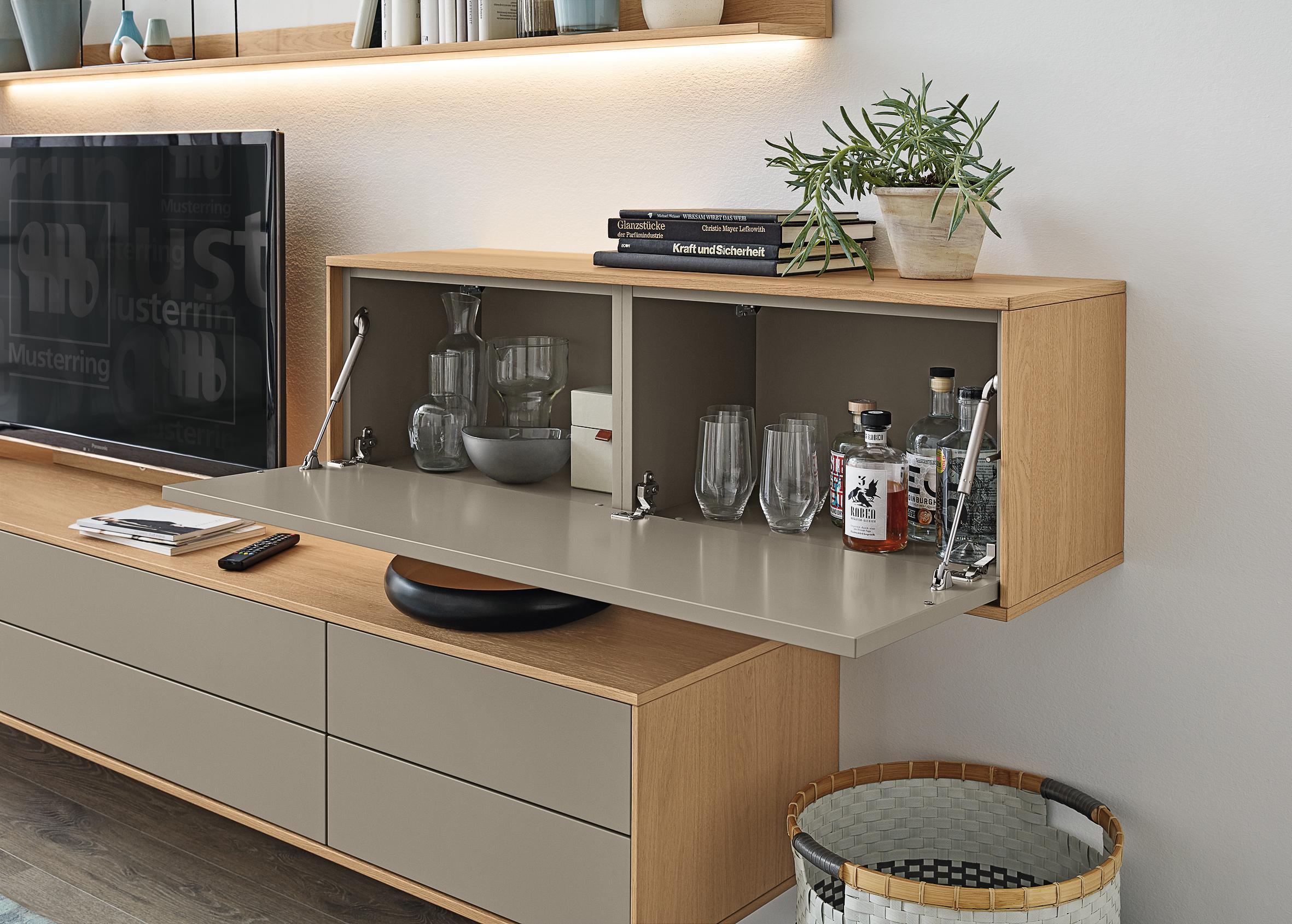 Musterring Sideboard Kara pertaining to Kara 4 Door Accent Cabinets (Image 24 of 30)