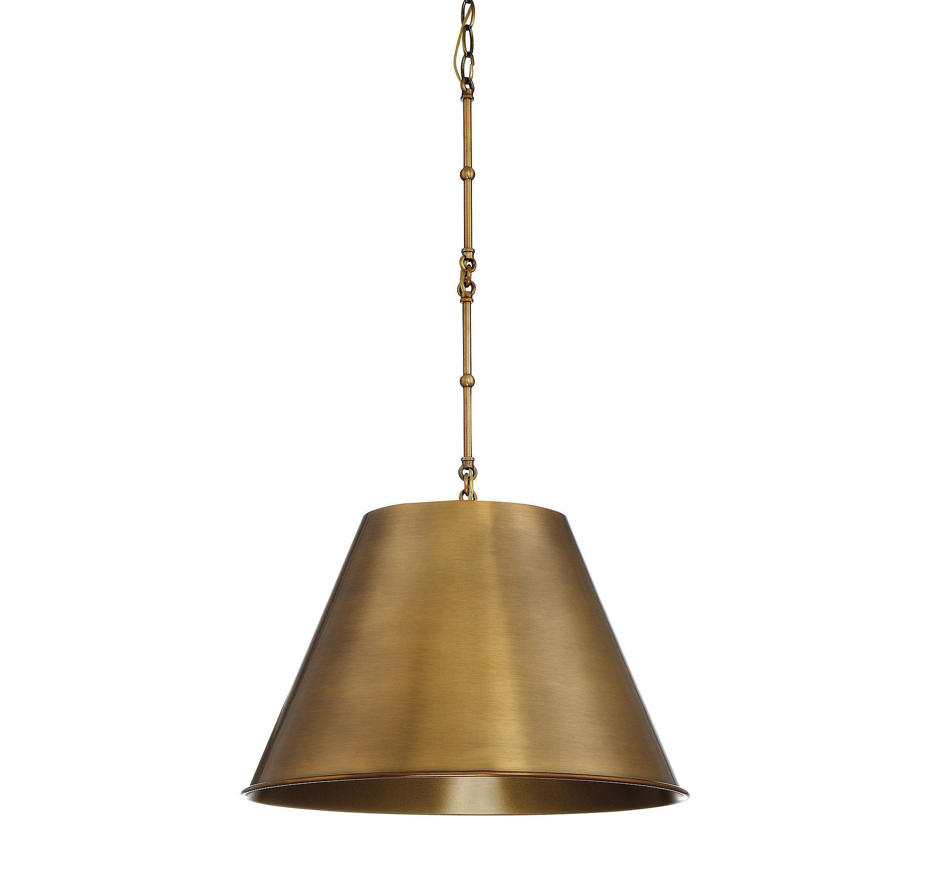Featured Photo of Nadeau 1 Light Single Cone Pendants