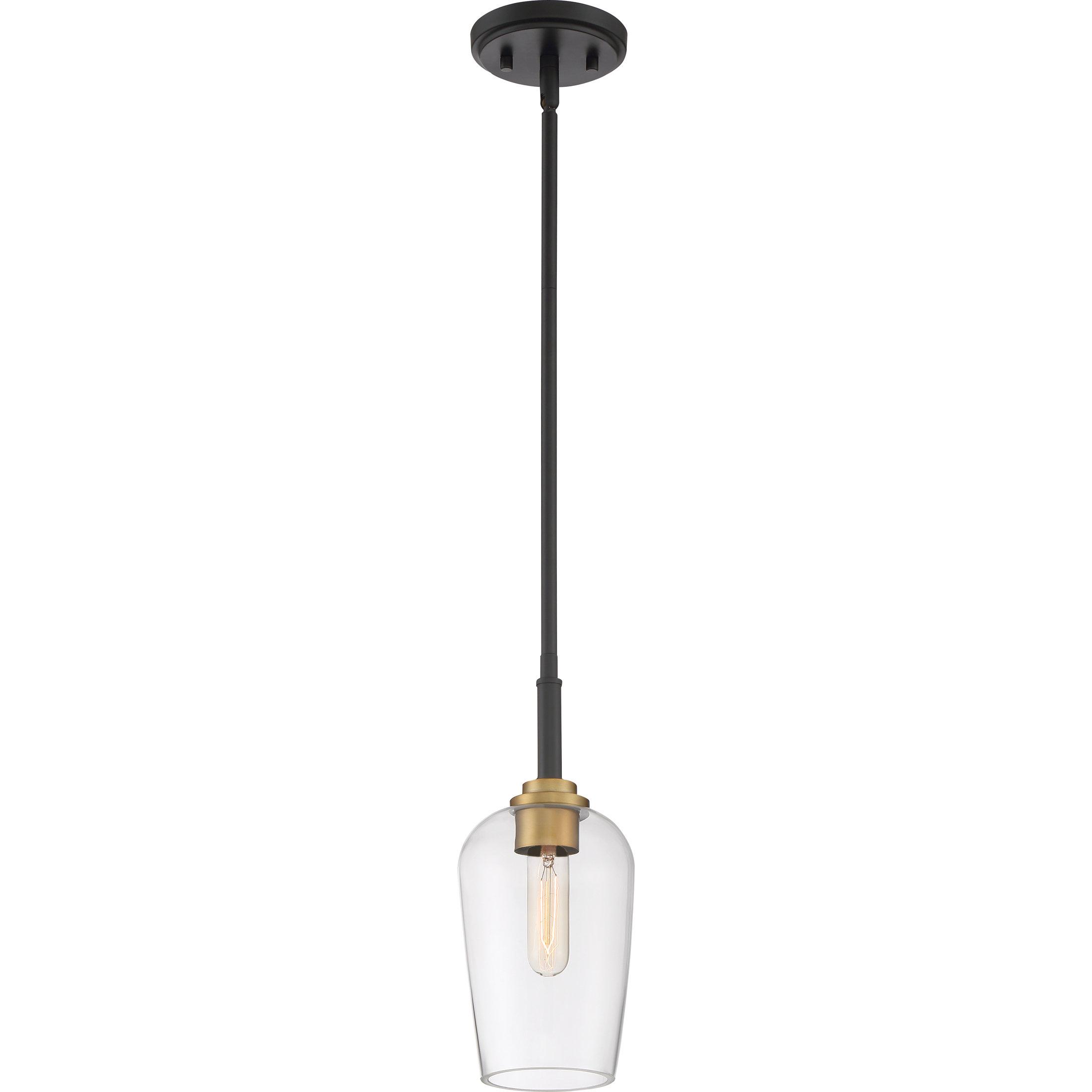Nagata 1 Light Mini Pendant For Demi 1 Light Globe Pendants (View 8 of 30)