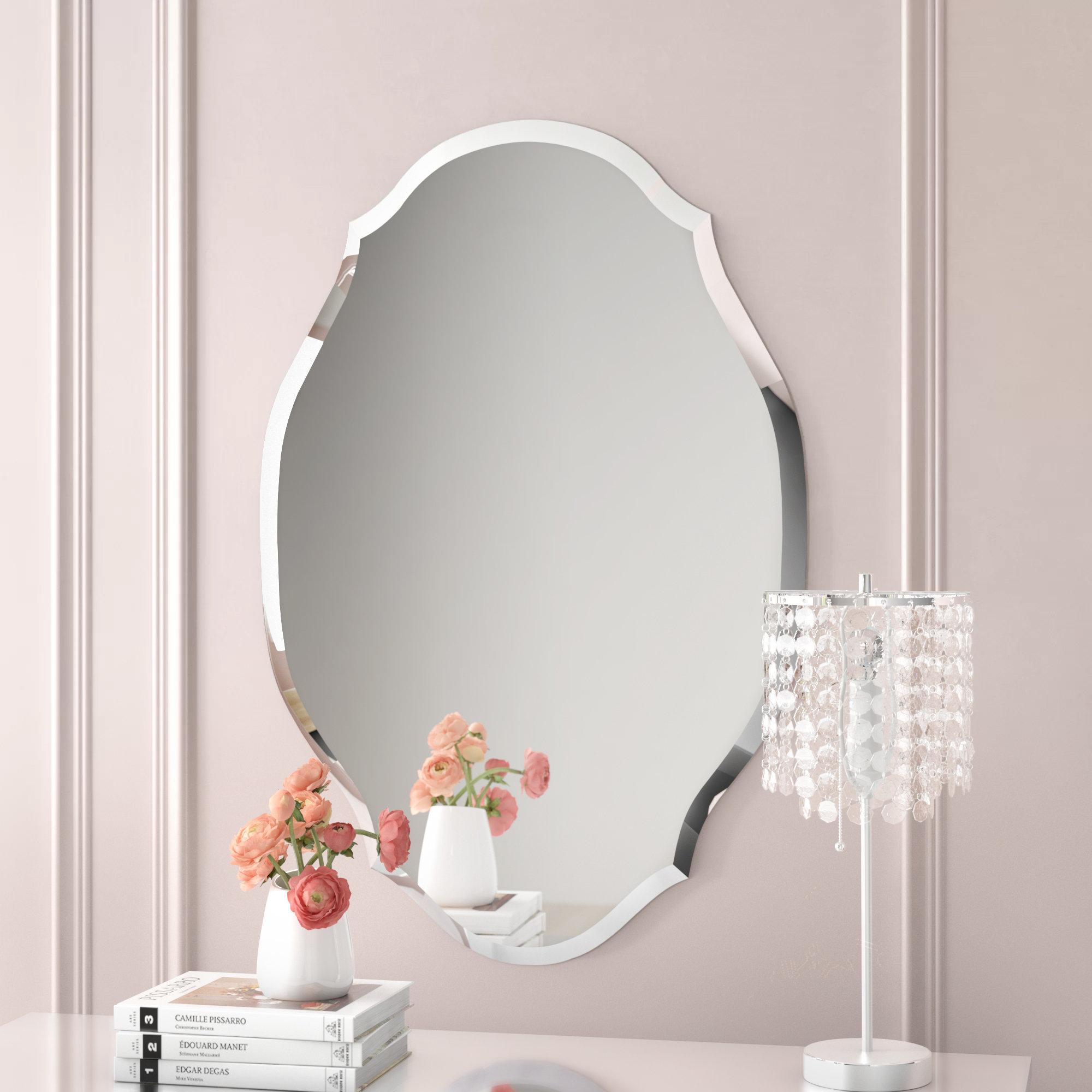 Narrow Accent Mirror | Wayfair Regarding Luna Accent Mirrors (View 24 of 30)