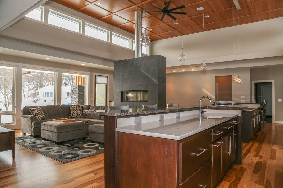 Neal 9 Light Kitchen Island Pendant In 2019   Interior Decor In Neal 9 Light Kitchen Island Teardrop Pendants (View 21 of 30)