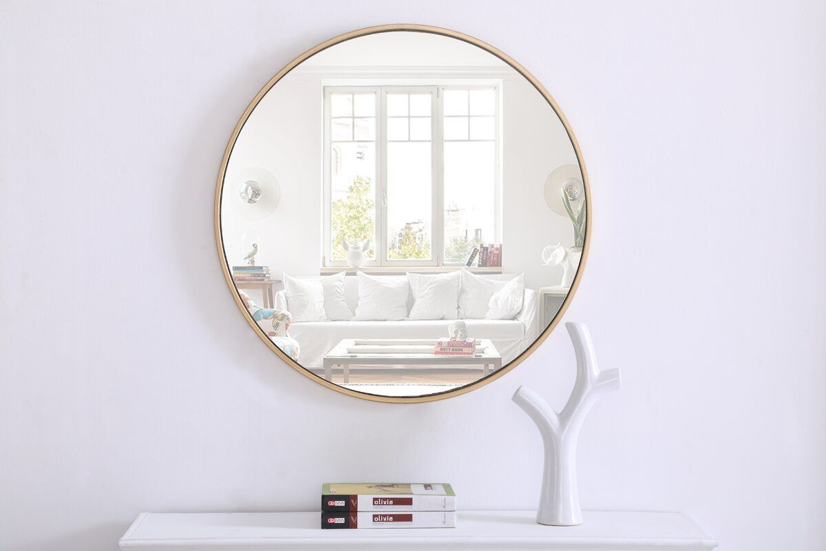 Needville Modern & Contemporary Accent Mirror In 2019 | Home with regard to Rhein Accent Mirrors (Image 21 of 30)