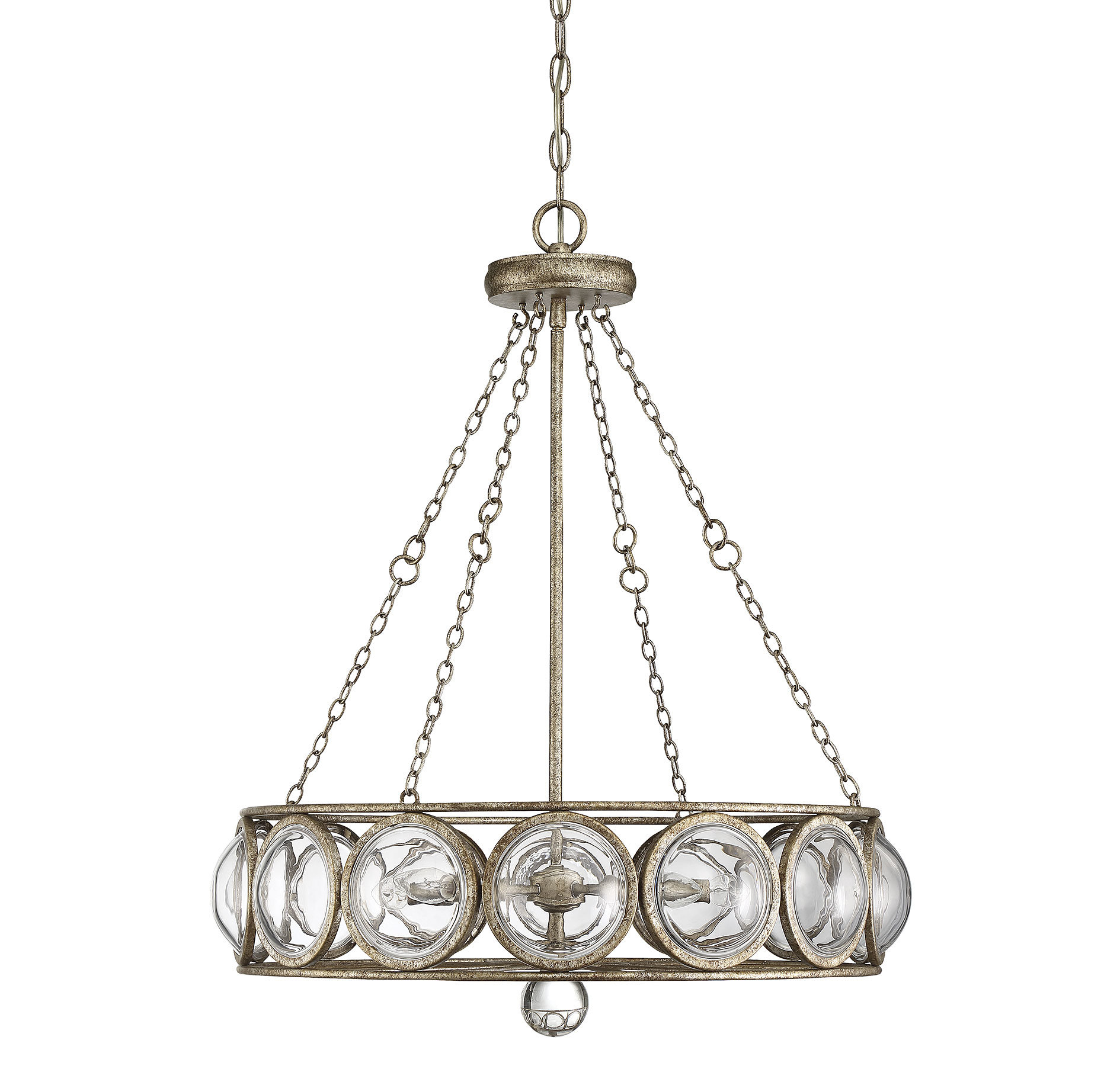 Nellie 5 Light Drum Chandelier Regarding Hermione 5 Light Drum Chandeliers (View 8 of 30)