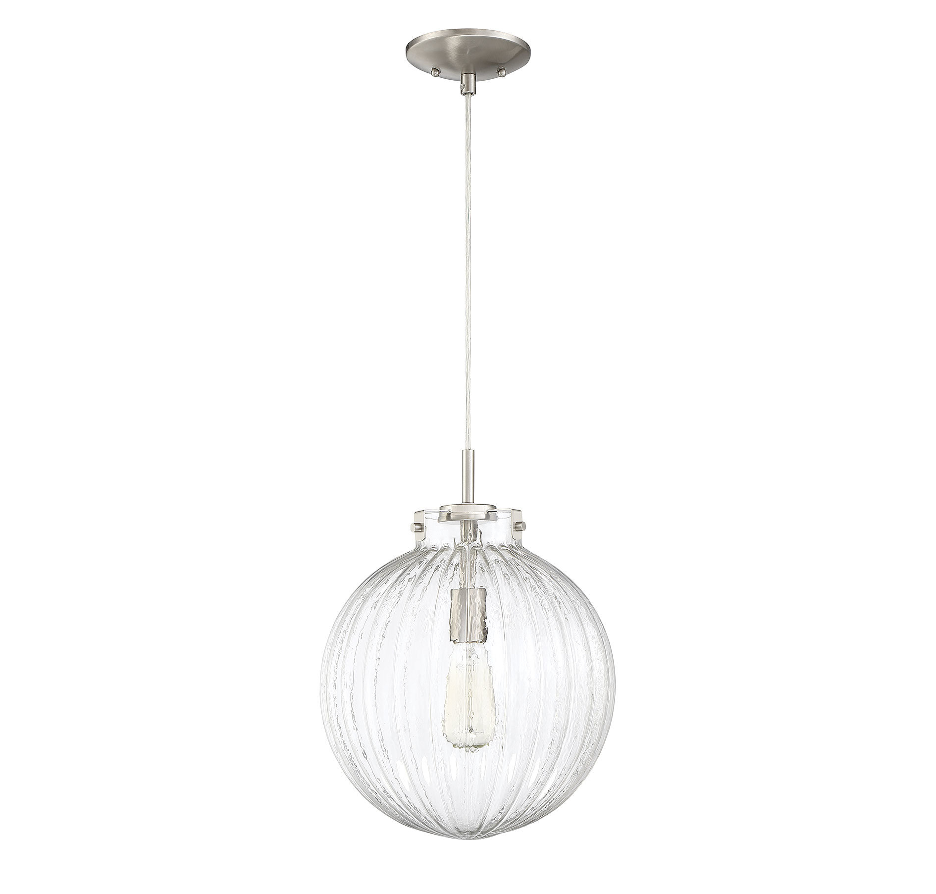 Nevels 1 Light Single Globe Pendant Intended For Cayden 1 Light Single Globe Pendants (View 21 of 30)