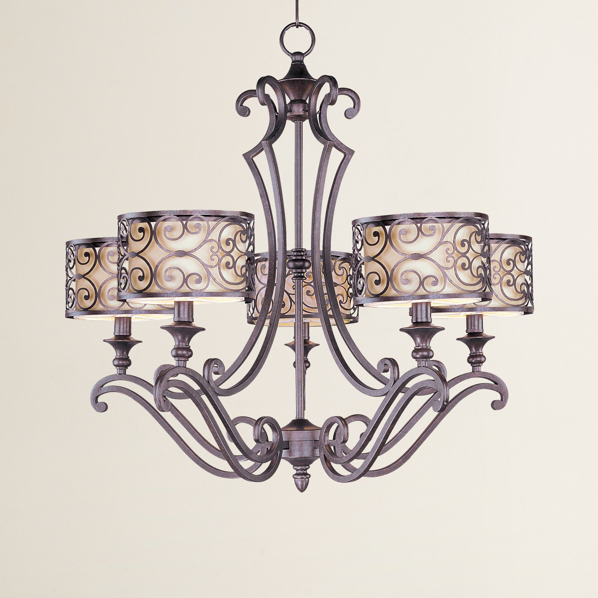 Nicole 5 Light Chandelier | Products | Chandelier Lighting In Newent 5 Light Shaded Chandeliers (View 13 of 30)