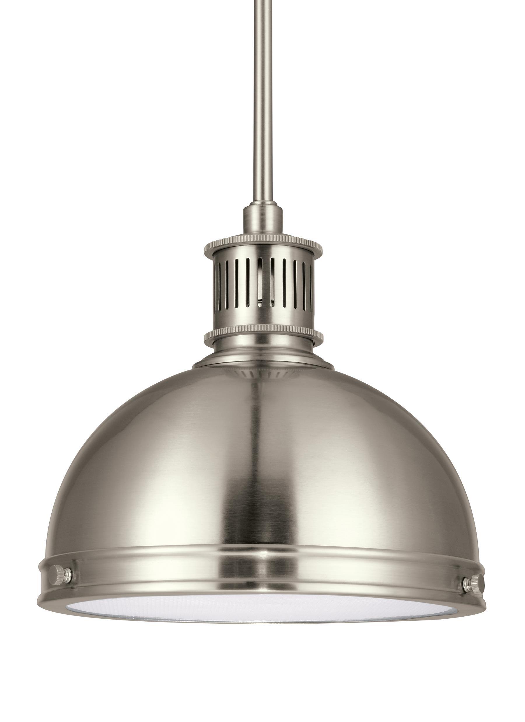 Ninette 1 Light Dome Pendant In Ninette 1 Light Dome Pendants (View 2 of 30)