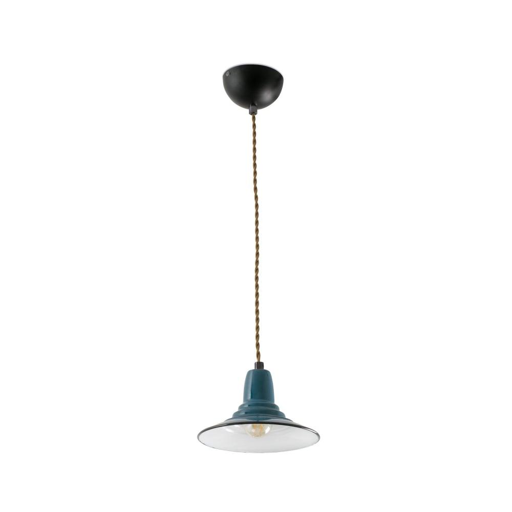 Ninette Blue Pendant Lamp Regarding Ninette 1 Light Dome Pendants (View 12 of 30)