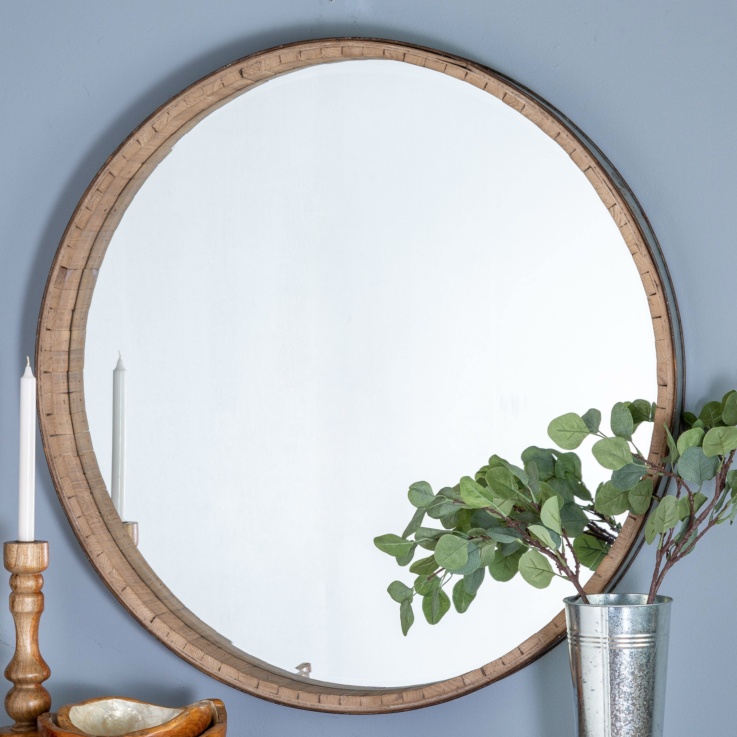 Norene Wall Mirror Within Polen Traditional Wall Mirrors (View 10 of 30)