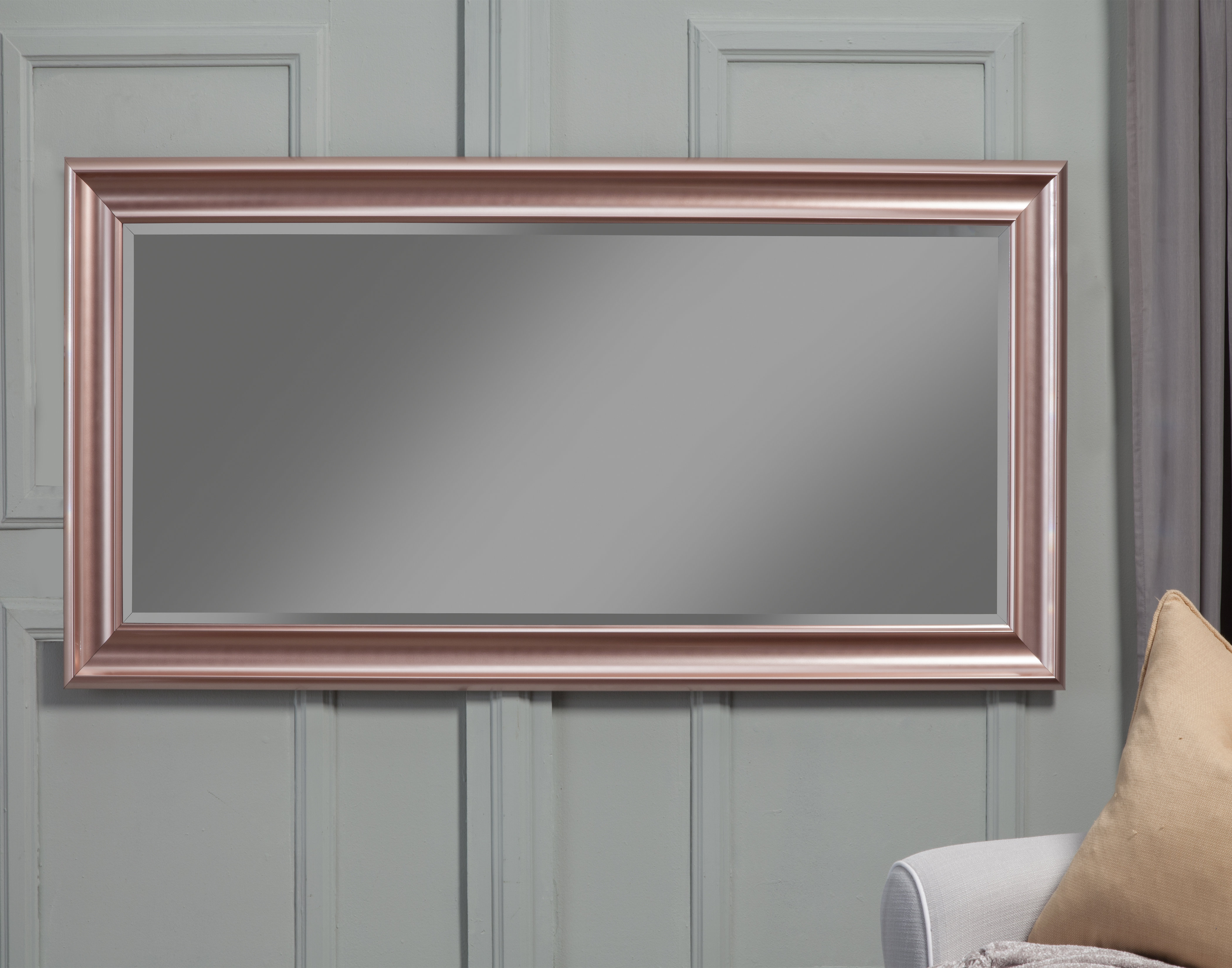 Northcutt Full Length Mirror & Reviews | Birch Lane Throughout Northcutt Accent Mirrors (View 19 of 30)