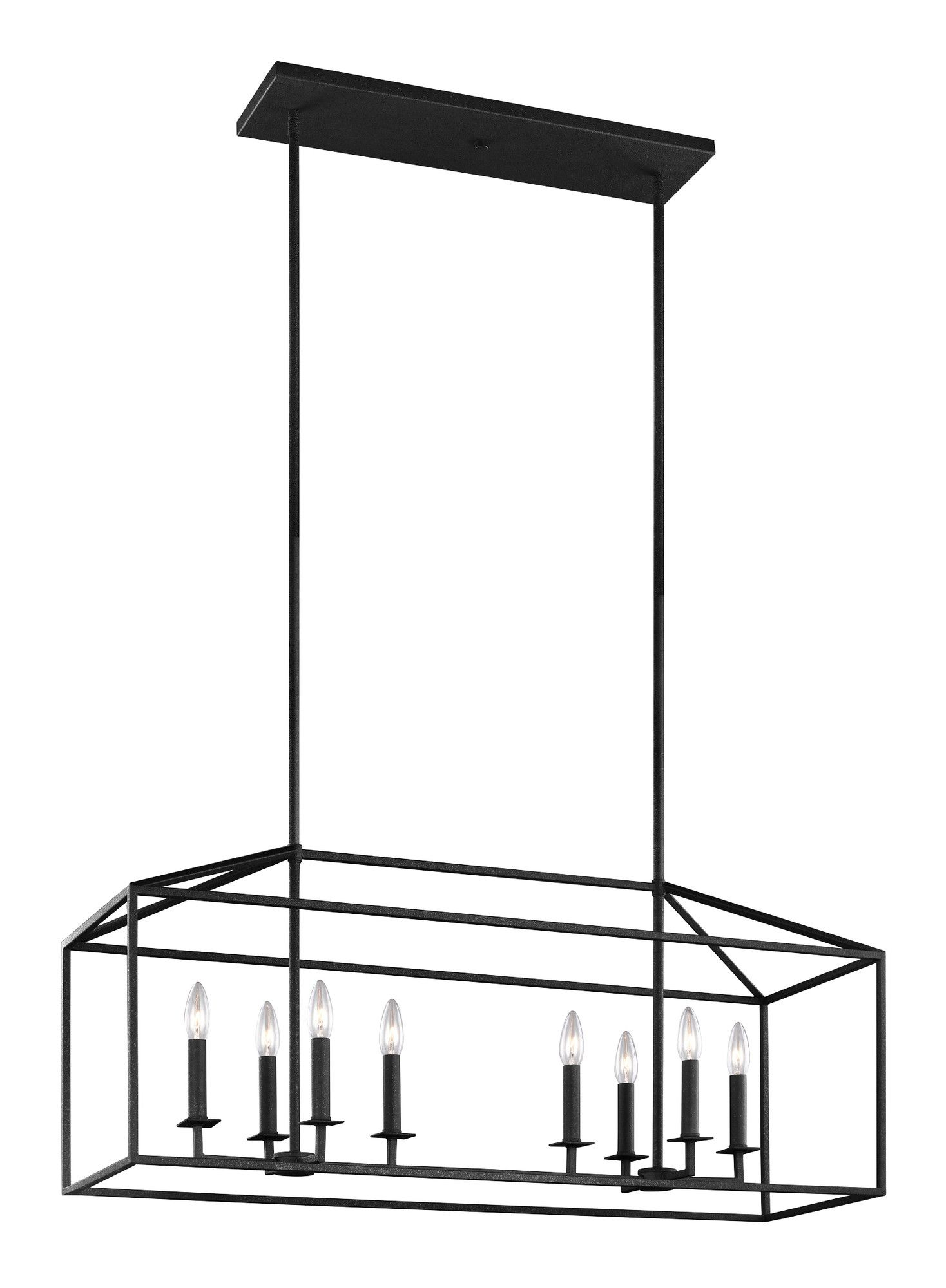 Odie 8-Light Kitchen Island Pendant | Products | Kitchen inside Odie 8-Light Kitchen Island Square / Rectangle Pendants (Image 20 of 30)