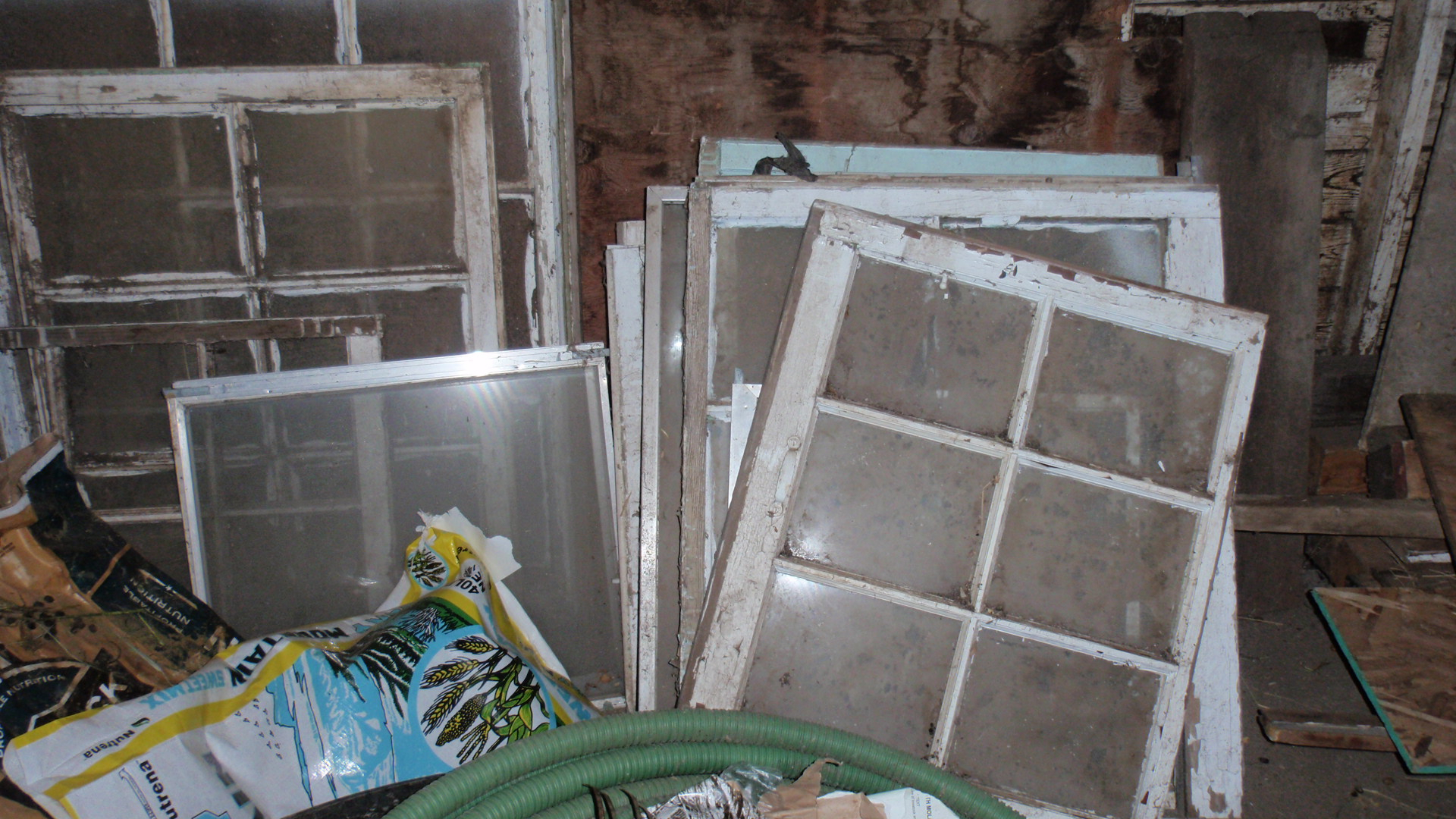 Old Stuff- Wood Window Pane To Distressed Picture Frame – My regarding Old Rustic Barn Window Frame (Image 15 of 30)