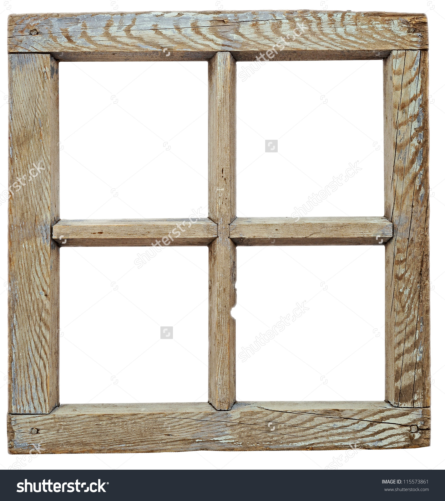 Old Wooden Window Frames With Best Ways To Use Windows As intended for Old Rustic Barn Window Frame (Image 21 of 30)