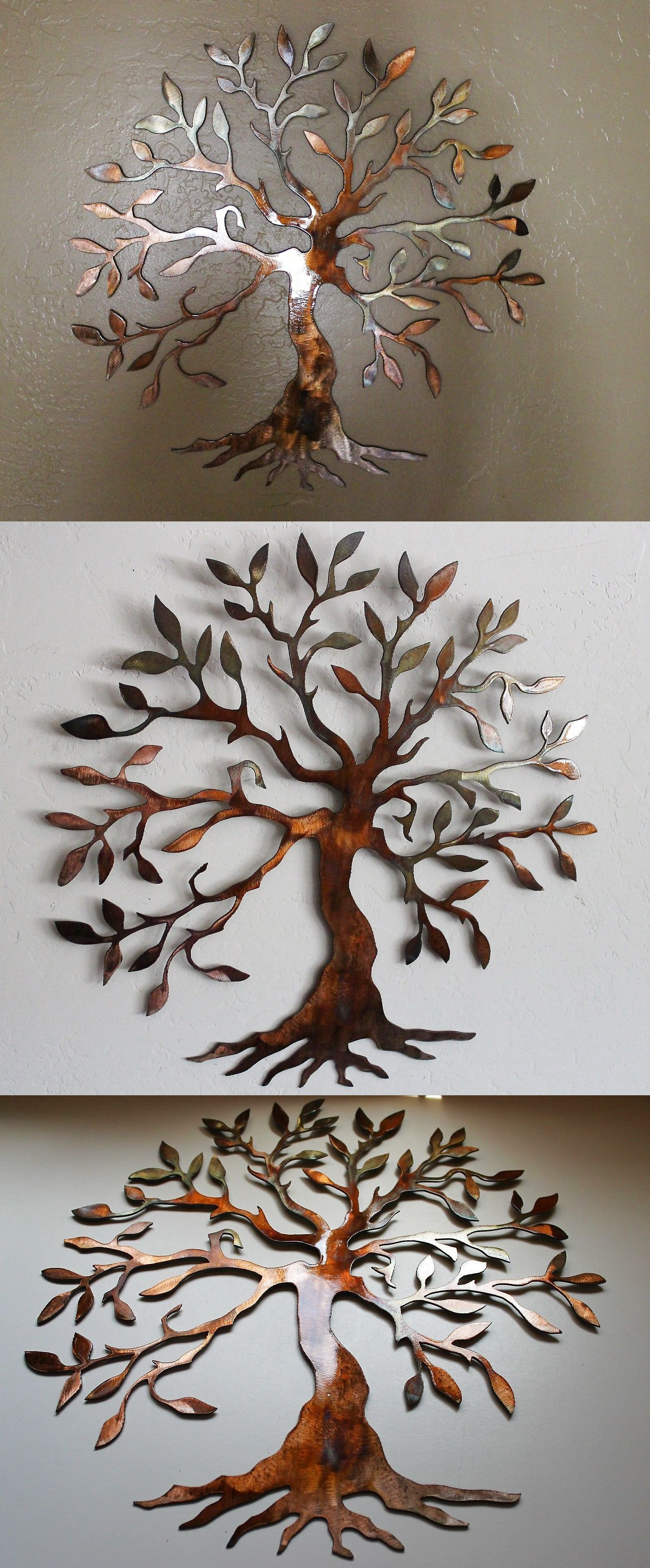 """Olive Tree –tree Of Life 20"""" Metal Wall Art Decor $ (View 15 of 30)"""