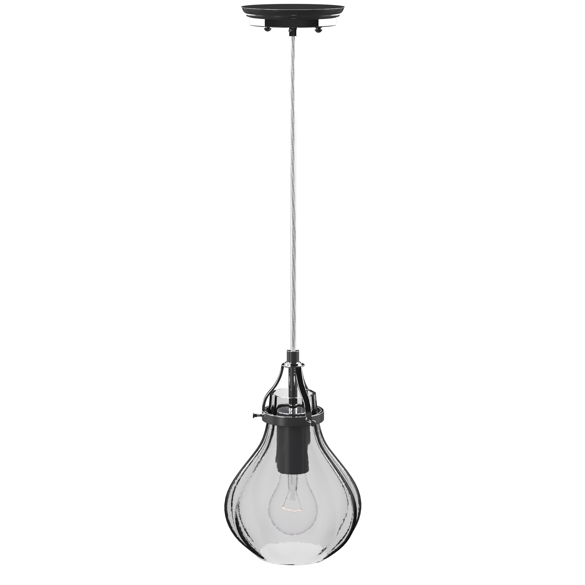 Orofino 1 Light Single Teardrop Pendant Regarding Neal 1 Light Single Teardrop Pendants (View 5 of 30)