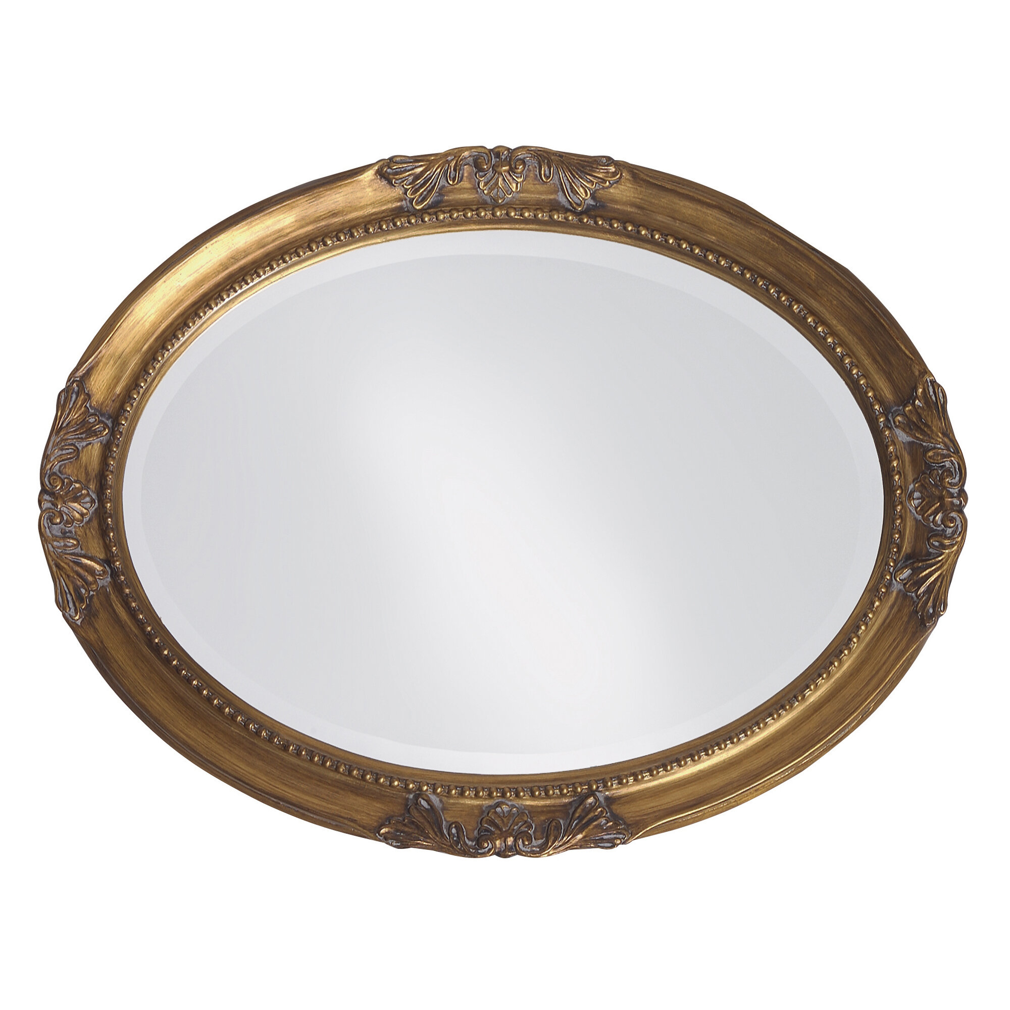 Oval Wood Wall Mirror With Oval Wood Wall Mirrors (View 19 of 30)