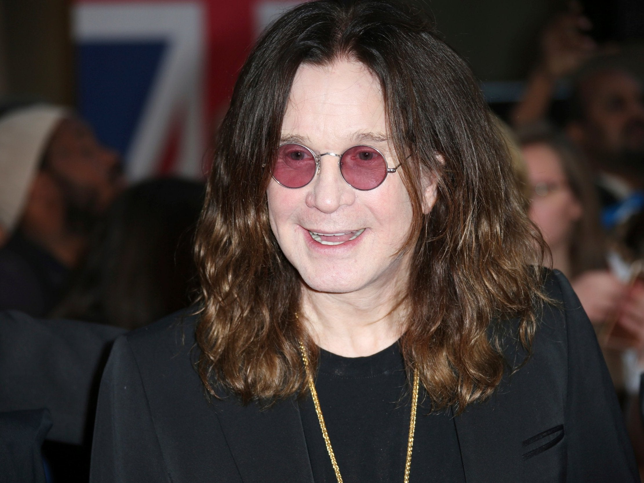 Ozzy Osbourne Says Neck Surgery Caused Agony 'beyond in Osbourne Wall Decor (Image 19 of 30)