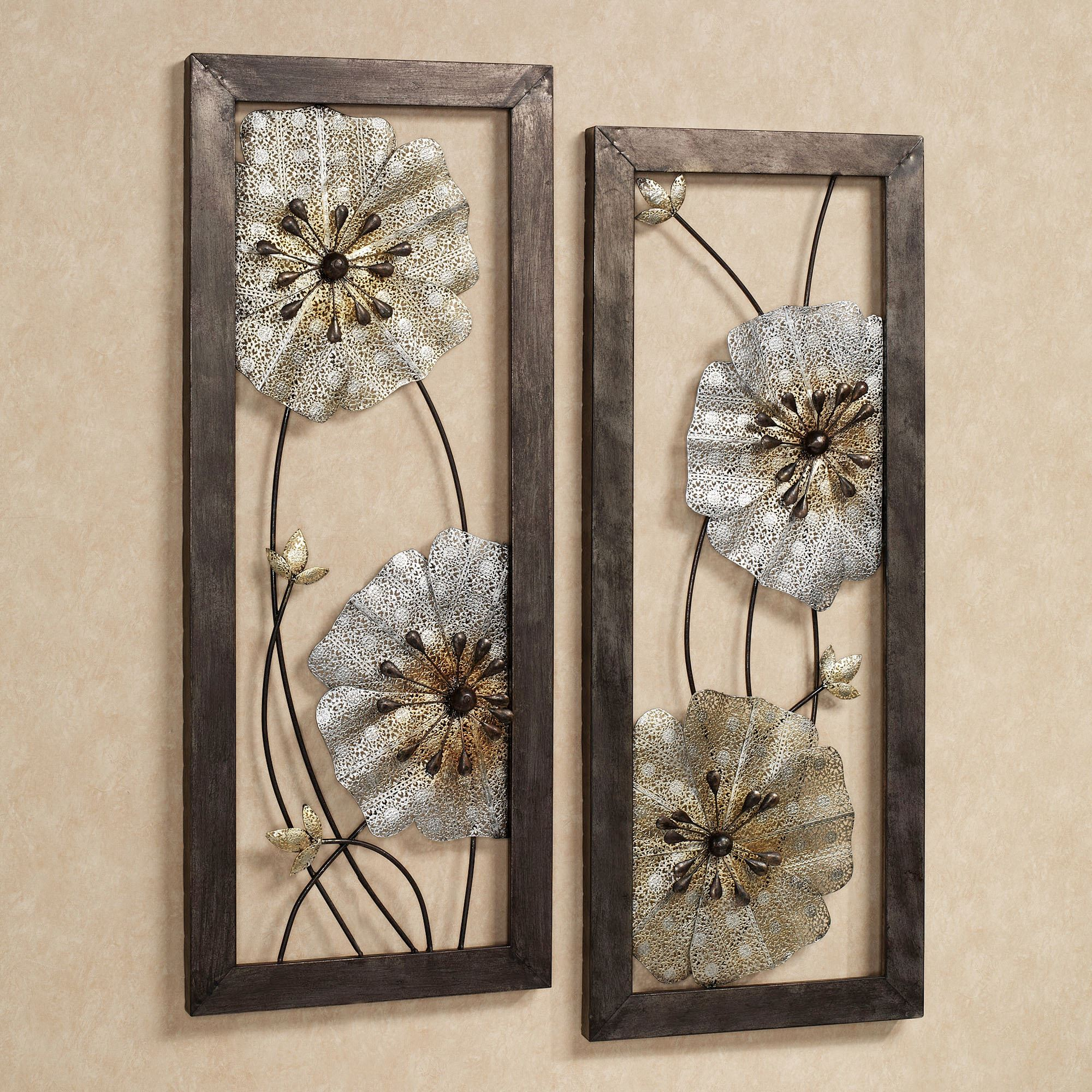 Page 213 – Wikdecor   Home Ideas Reference Metal Wall Art For Raheem Flowers Metal Wall Decor By Alcott Hill (View 23 of 30)