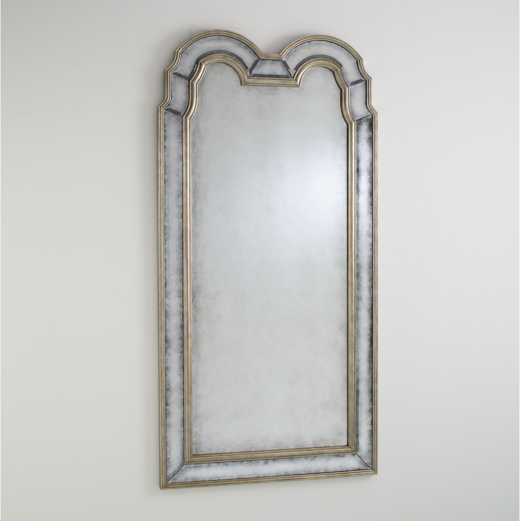 Palace Passage Traditional Accent Mirror Regarding Traditional Accent Mirrors (View 2 of 30)