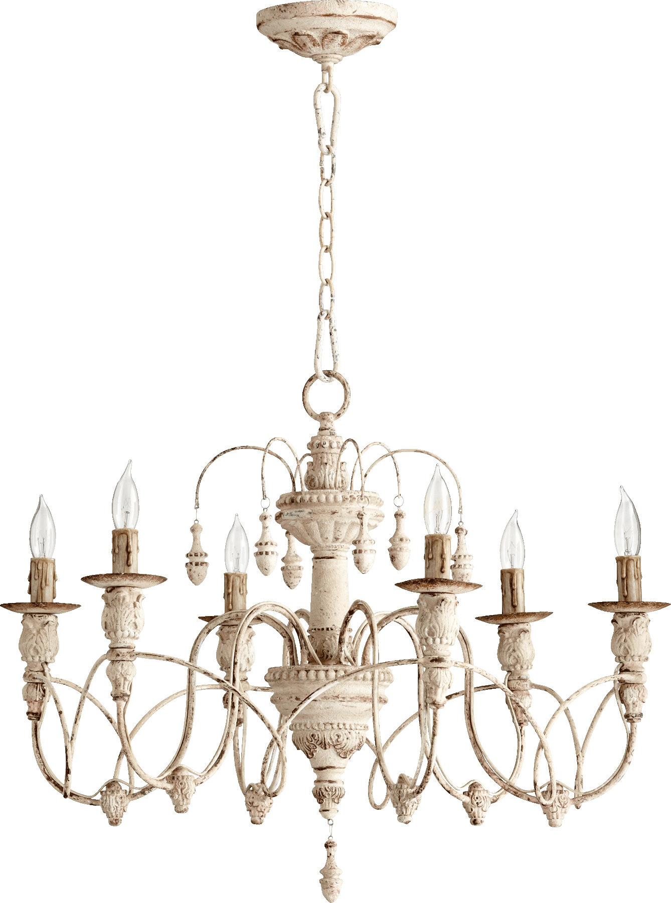 Featured Photo of Paladino 6 Light Chandeliers