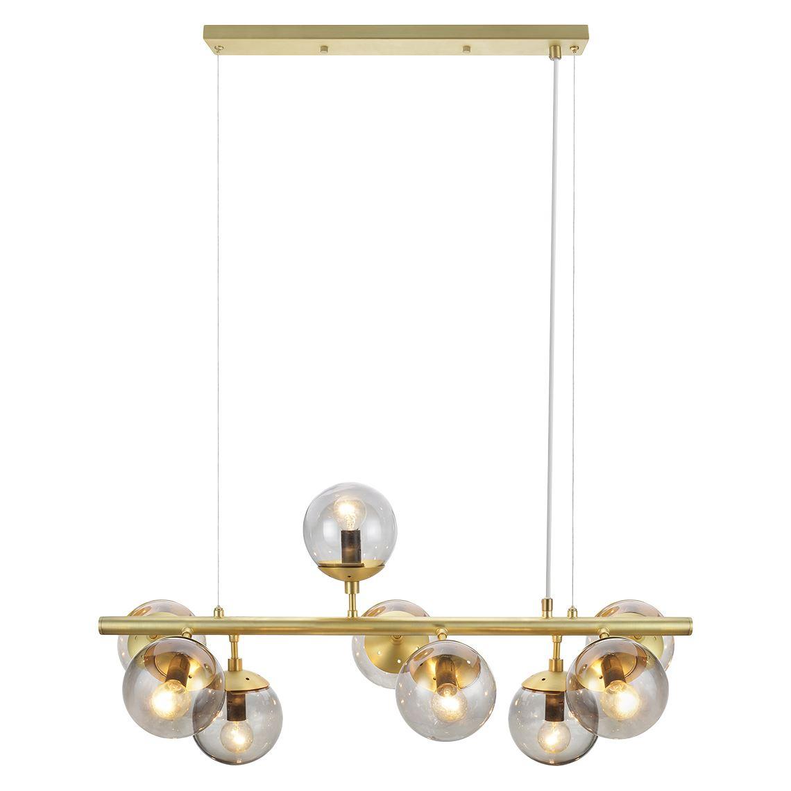 Paladino Pendant, Brass Colour Regarding Paladino 6 Light Chandeliers (View 13 of 30)