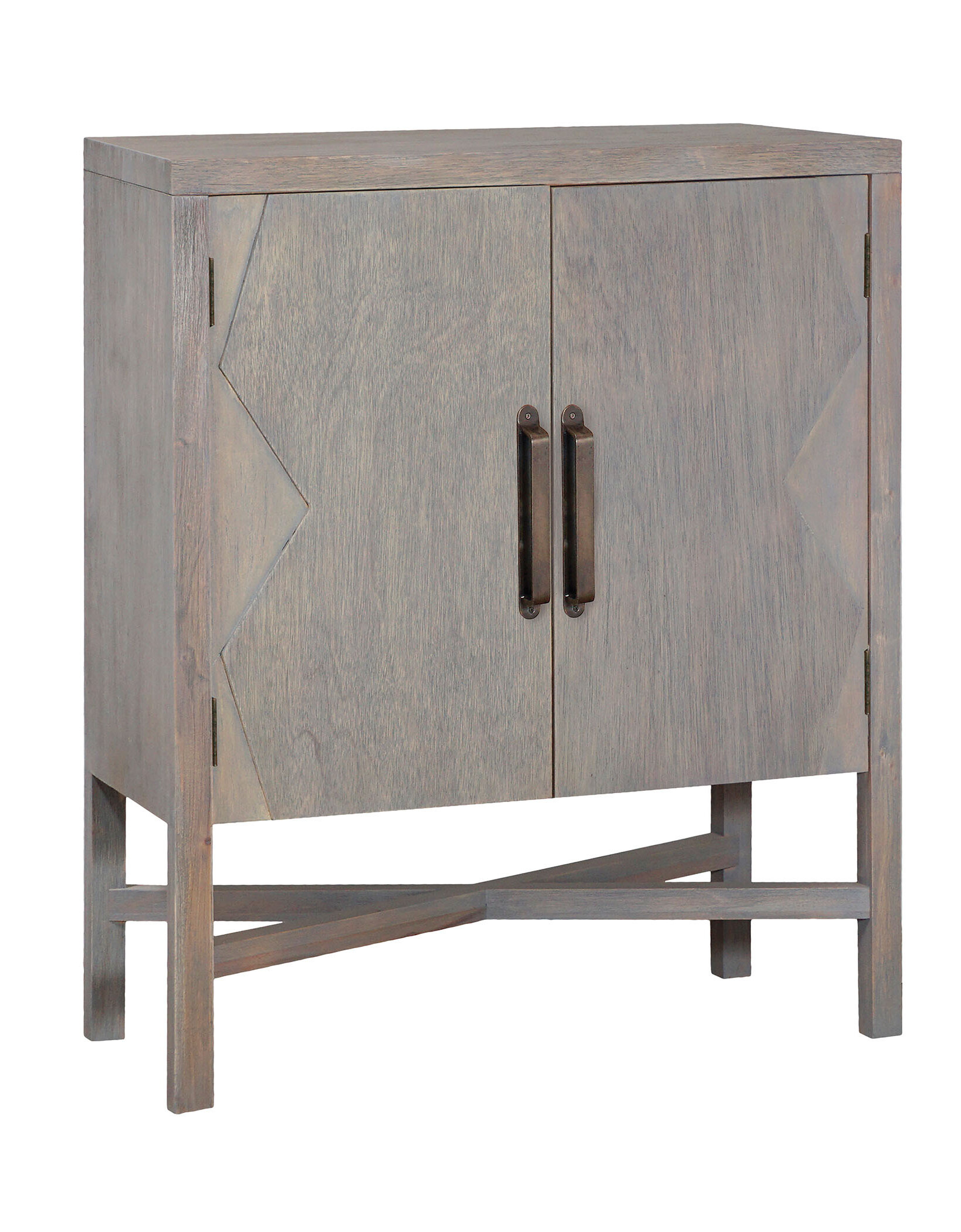 Park Row 2 Door Accent Cabinet with Eau Claire 6 Door Accent Cabinets (Image 24 of 30)
