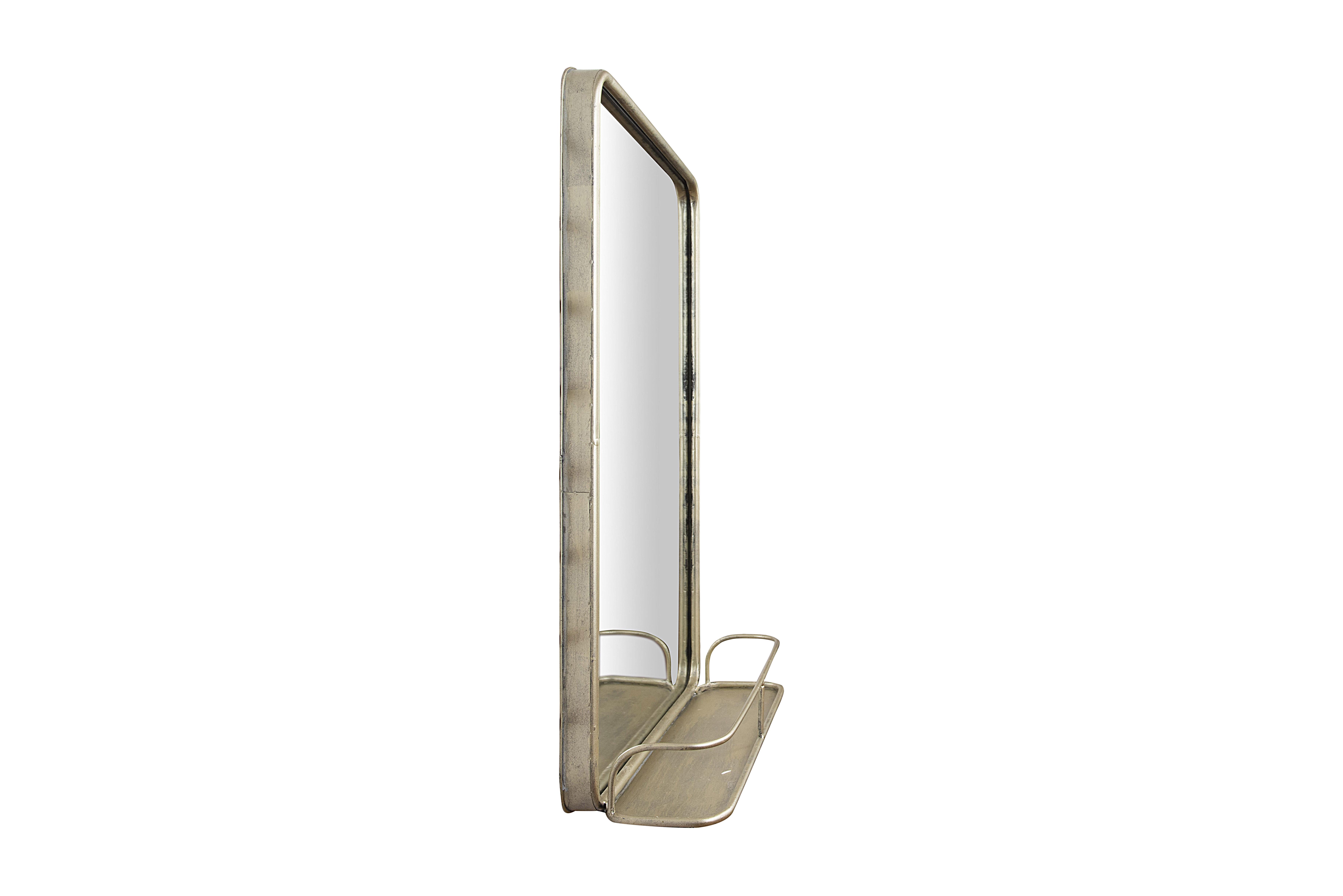 Peetz Modern Rustic Accent Mirror Pertaining To Peetz Modern Rustic Accent Mirrors (View 7 of 30)