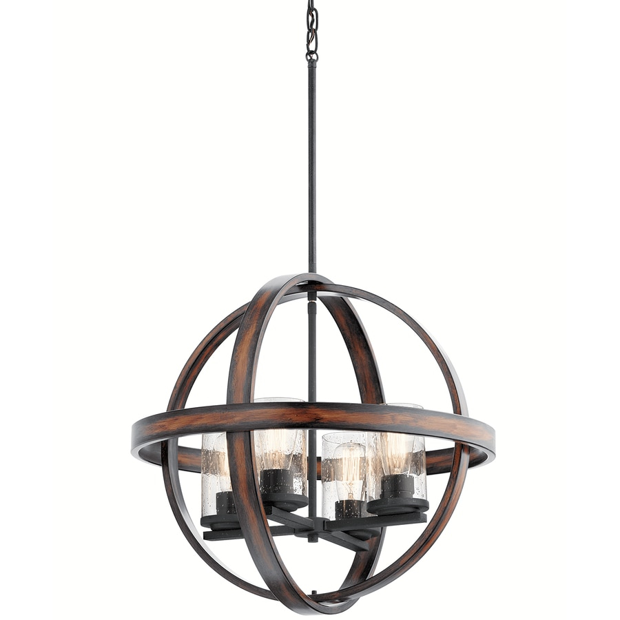 Pendant Lighting At Lowes For Sussex 1 Light Single Geometric Pendants (View 20 of 30)