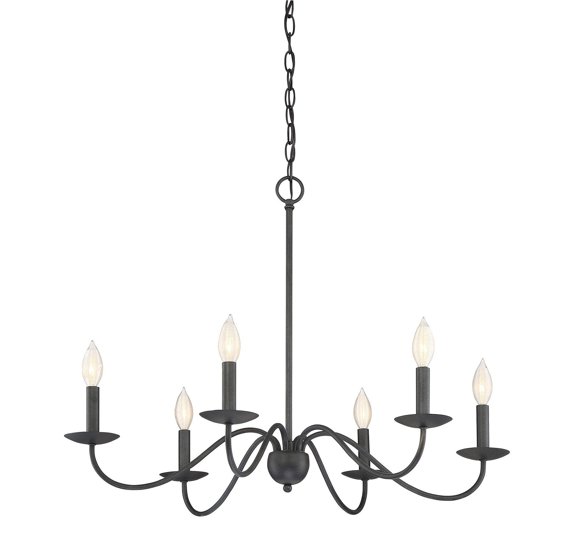Perseus 6 Light Candle Style Chandelier | Products In Hamza 6 Light Candle Style Chandeliers (View 5 of 30)