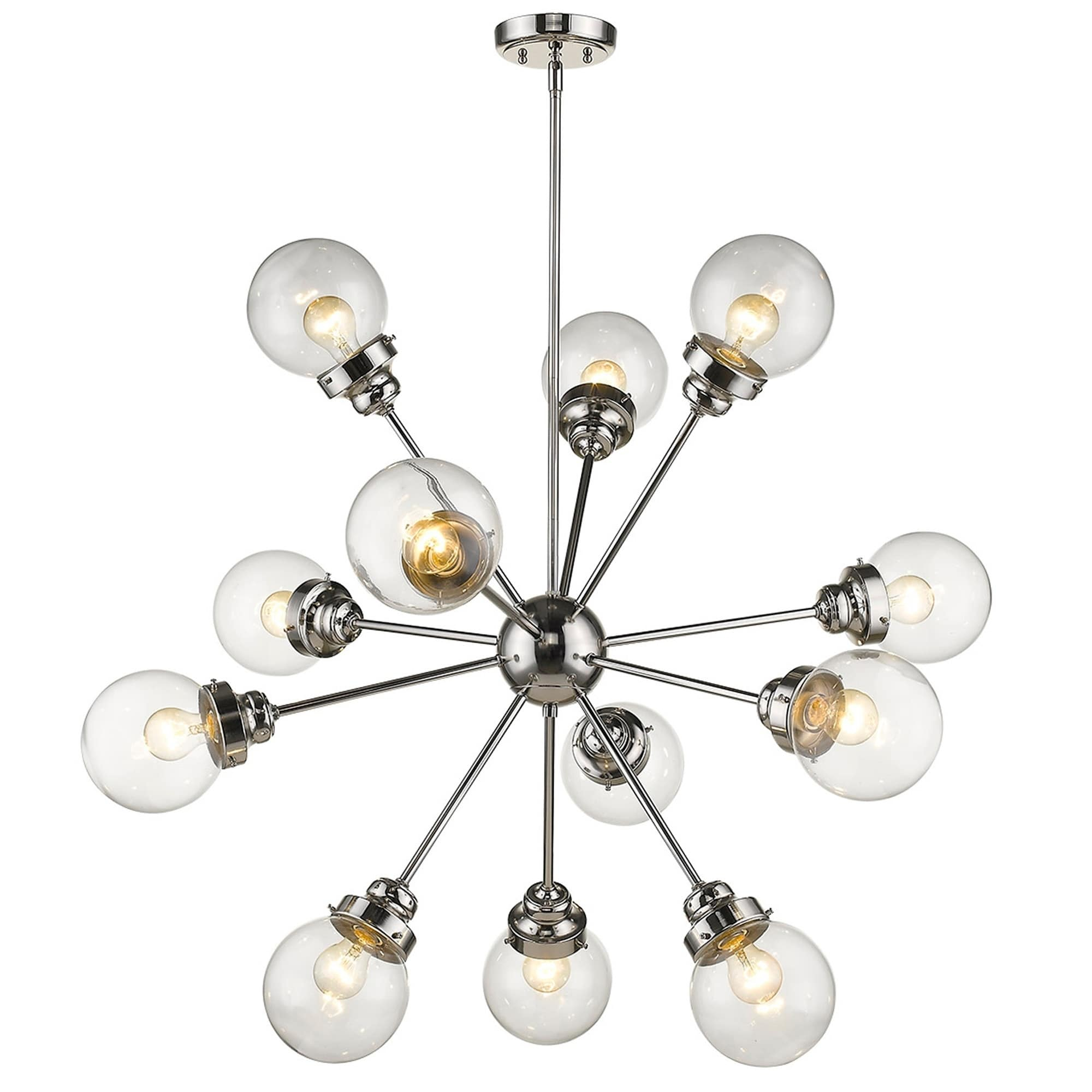 Pin On Products intended for Asher 12-Light Sputnik Chandeliers (Image 26 of 30)