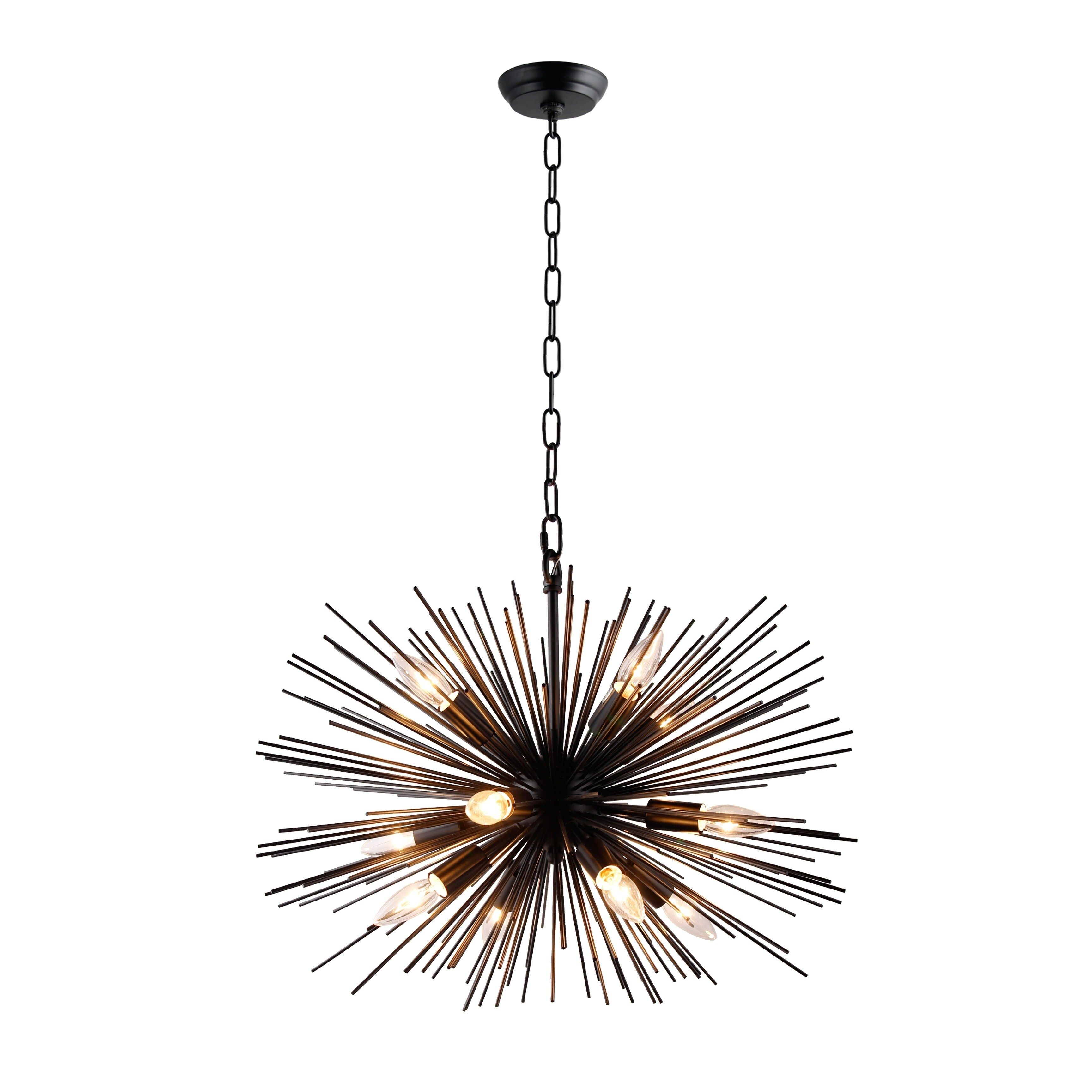 Pin On Products With Nelly 12 Light Sputnik Chandeliers (View 23 of 30)