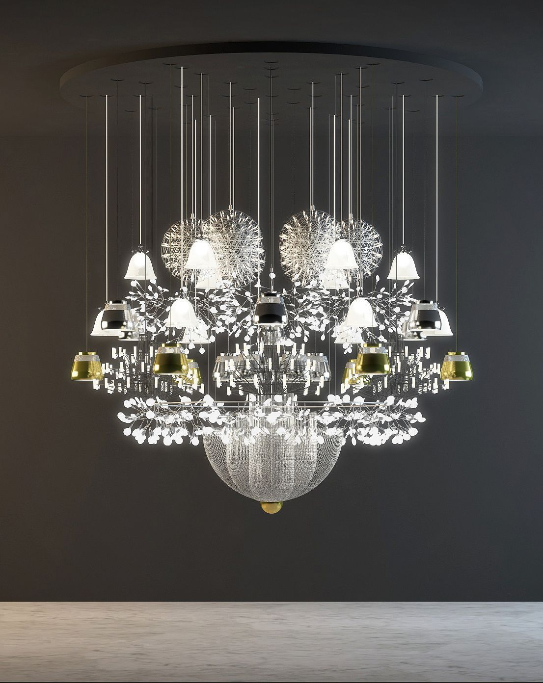 Pin美迪思灯饰厂 On 吊灯 In 2019 | Pendant Lighting Pertaining To Alverez 4 Light Drum Chandeliers (View 18 of 30)