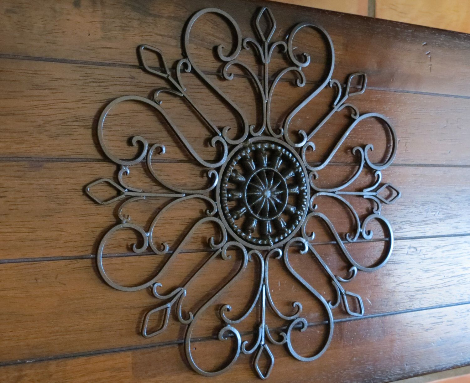 Pinpatsy Padgett On Create | Medallion Wall Decor, Metal With Oil Rubbed Metal Wall Decor (View 8 of 30)
