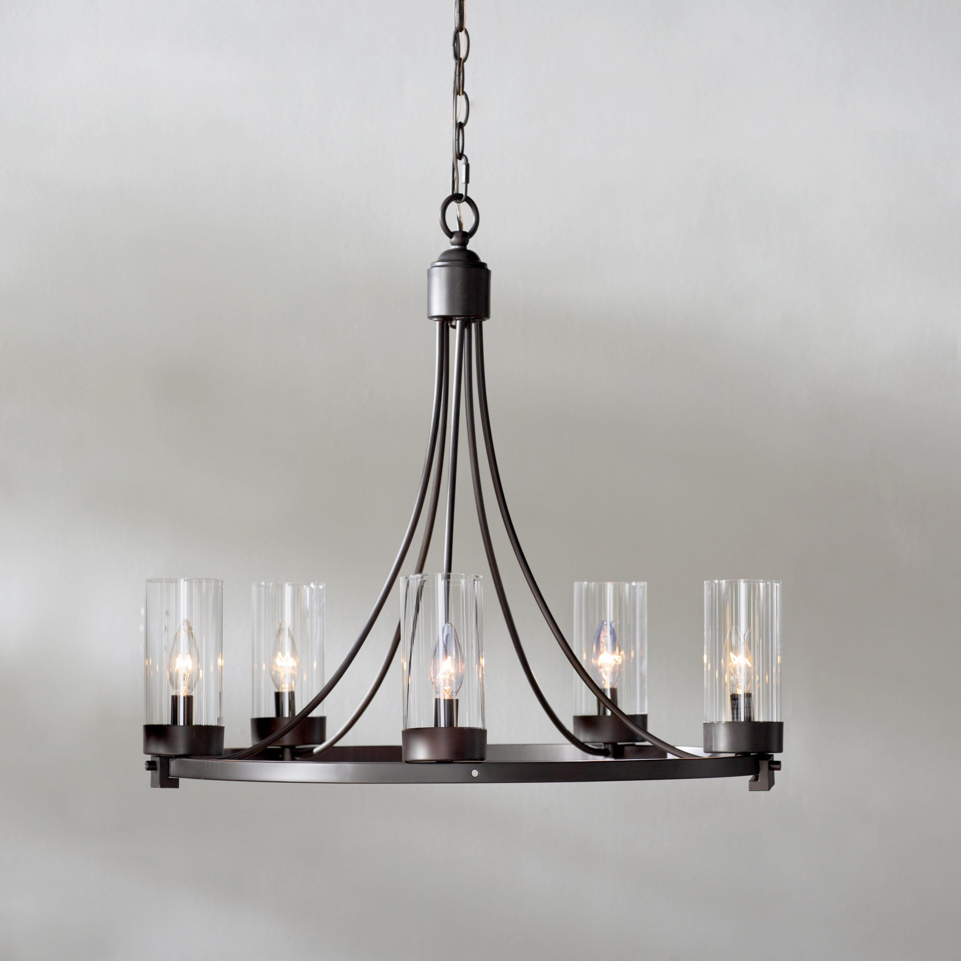 Pinterest – Пинтерест For Janette 5 Light Wagon Wheel Chandeliers (View 14 of 30)