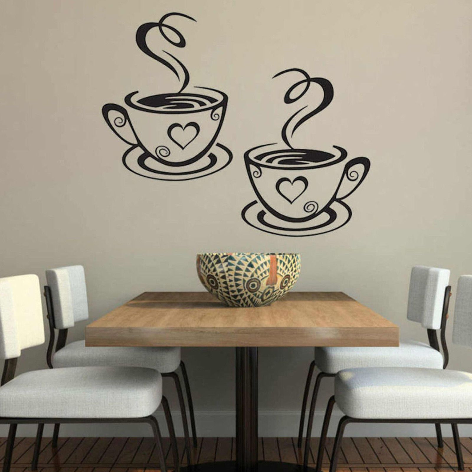 Pinterest – Пинтерест throughout Decorative Three Stacked Coffee Tea Cups Iron Widget Wall Decor (Image 20 of 30)
