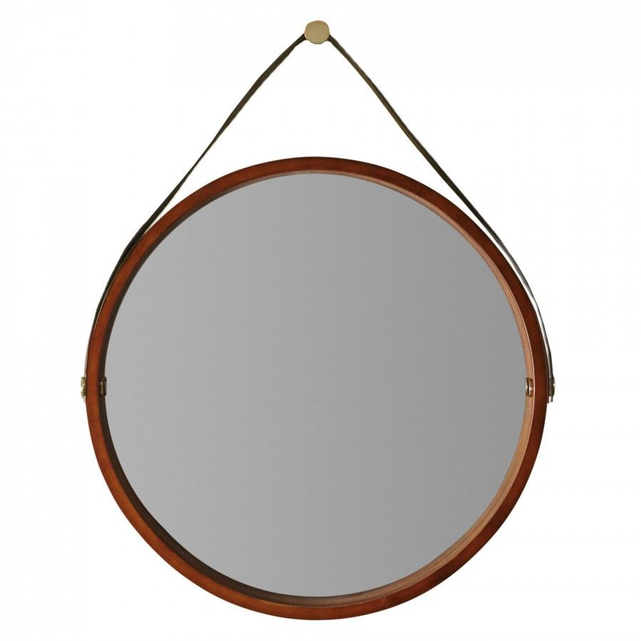 Portal Round Mirror In 2019 | Home Decor Ideas | Hooker inside Rhein Accent Mirrors (Image 23 of 30)