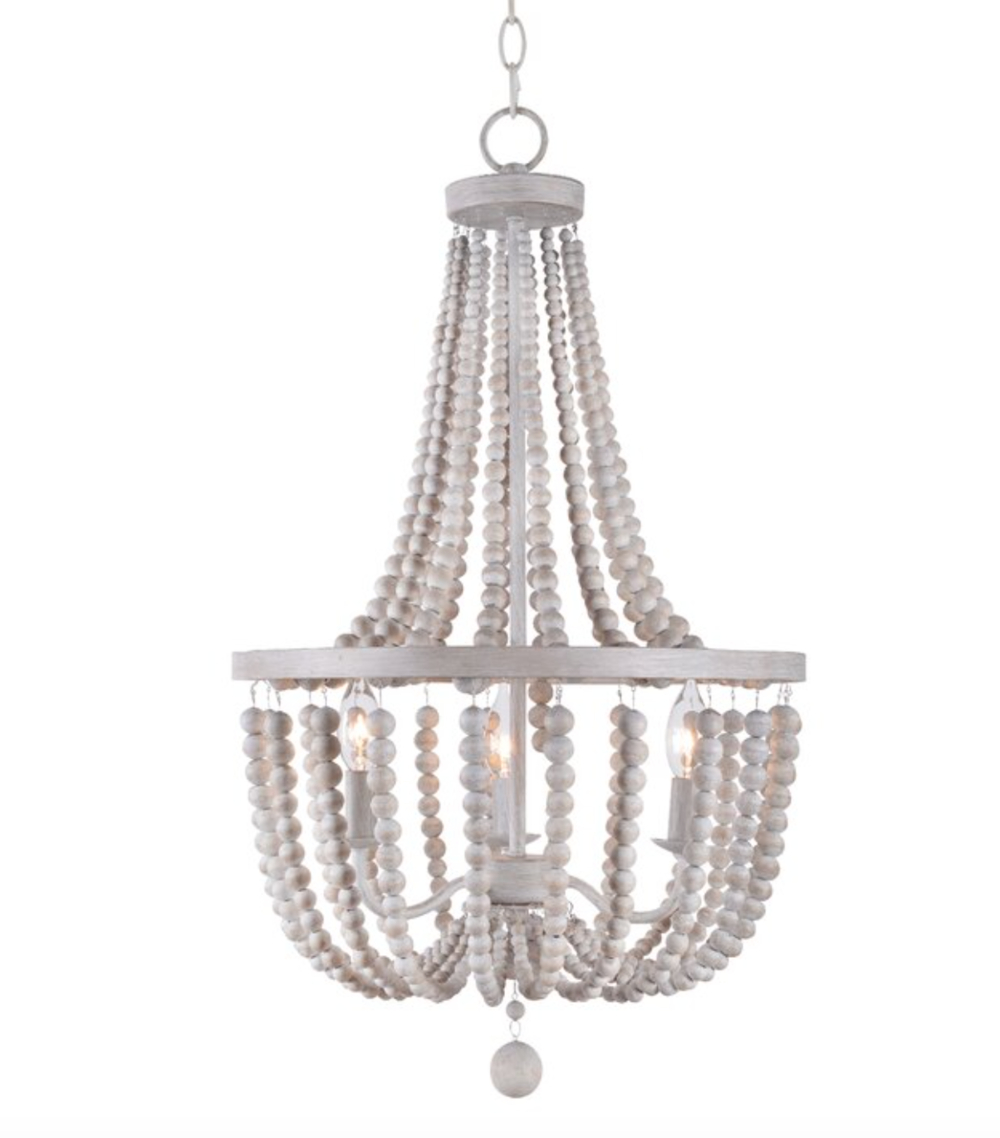 Pottery Barn Lighting Look Alikes For Less! — Trubuild In Hatfield 3 Light Novelty Chandeliers (View 13 of 30)