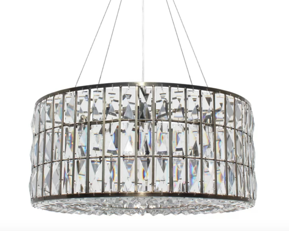 Pottery Barn Lighting Look Alikes For Less! — Trubuild With Regard To Hatfield 3 Light Novelty Chandeliers (View 24 of 30)