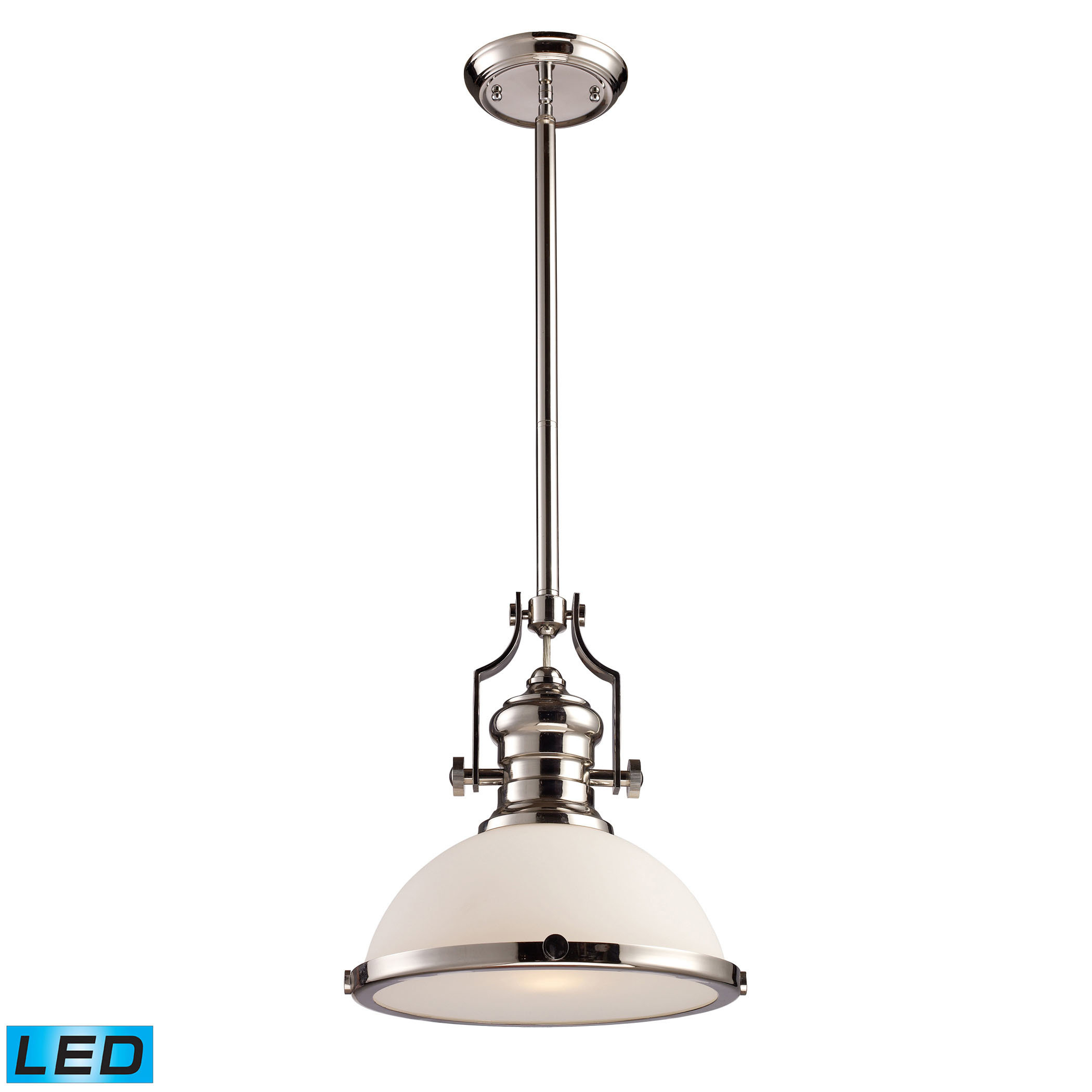 Priston 1 Light Single Dome Pendant Throughout Priston 1 Light Single Dome Pendants (View 24 of 30)