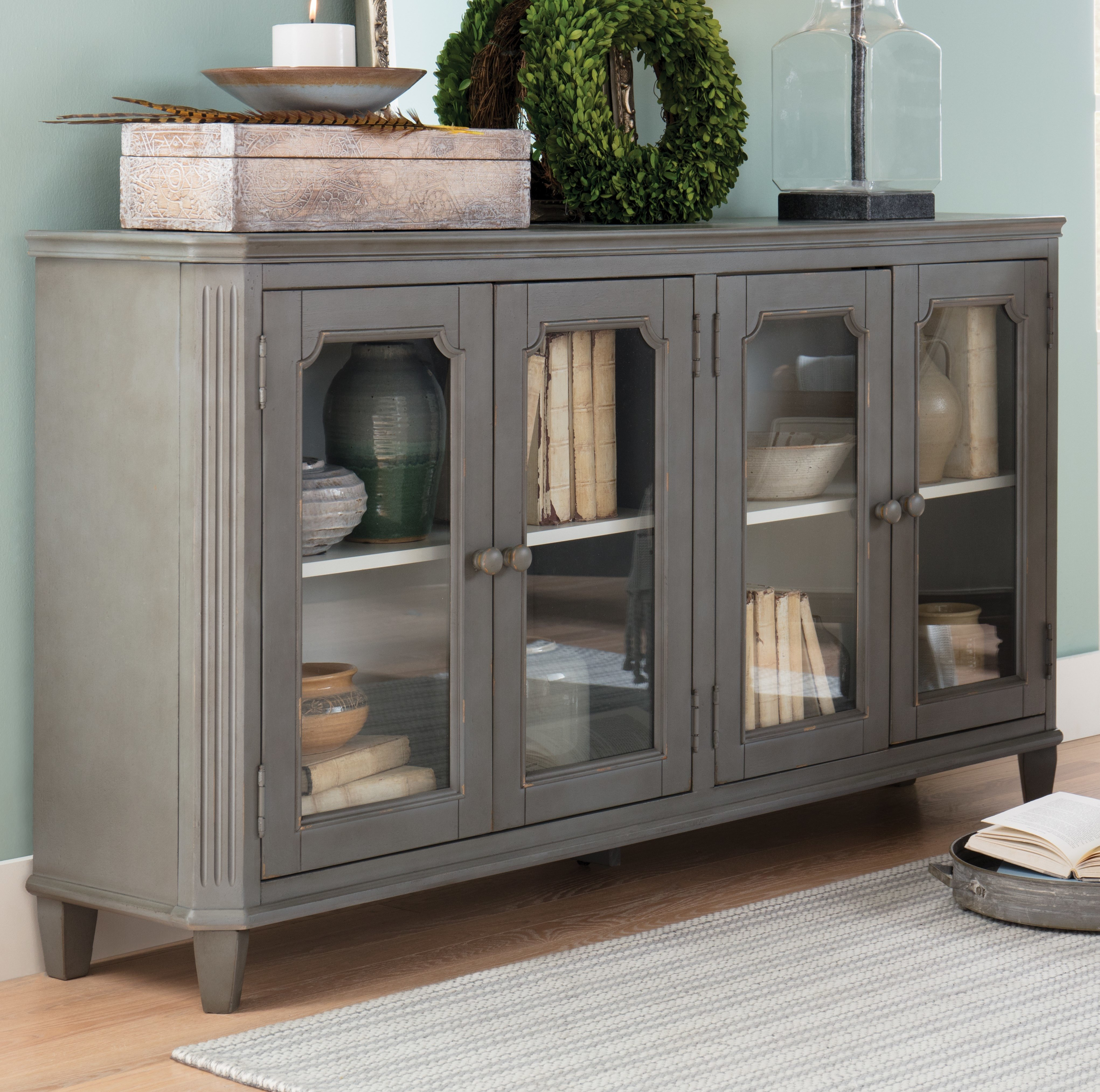 Raunds Accent Cabinet With Regard To Raunds Sideboards (View 4 of 30)