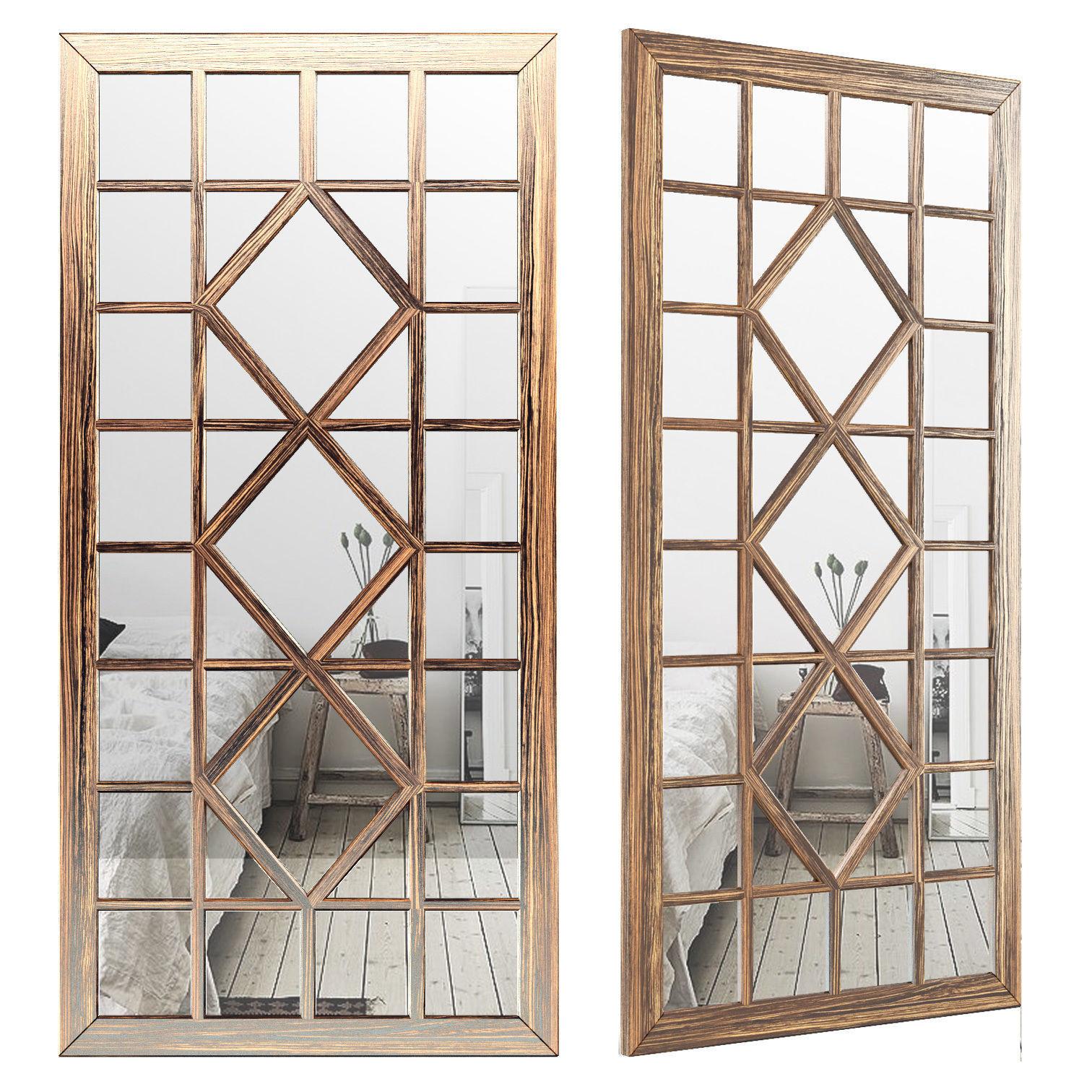 Rectangular Ivory Accent Wall Mirror Lrkm2415 | 3D Model Pertaining To Rectangle Accent Wall Mirrors (Gallery 25 of 30)