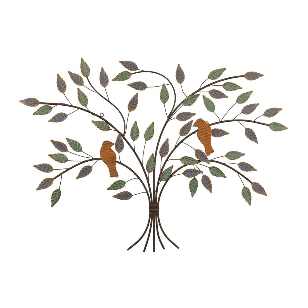 Regal Rustic Tree Of Life Wall Decor For Windswept Tree Wall Decor (Gallery 29 of 30)
